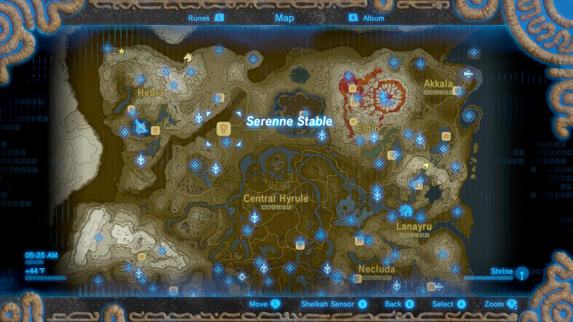 Zelda Breath of the Wild guide Leviathan Bones side quest