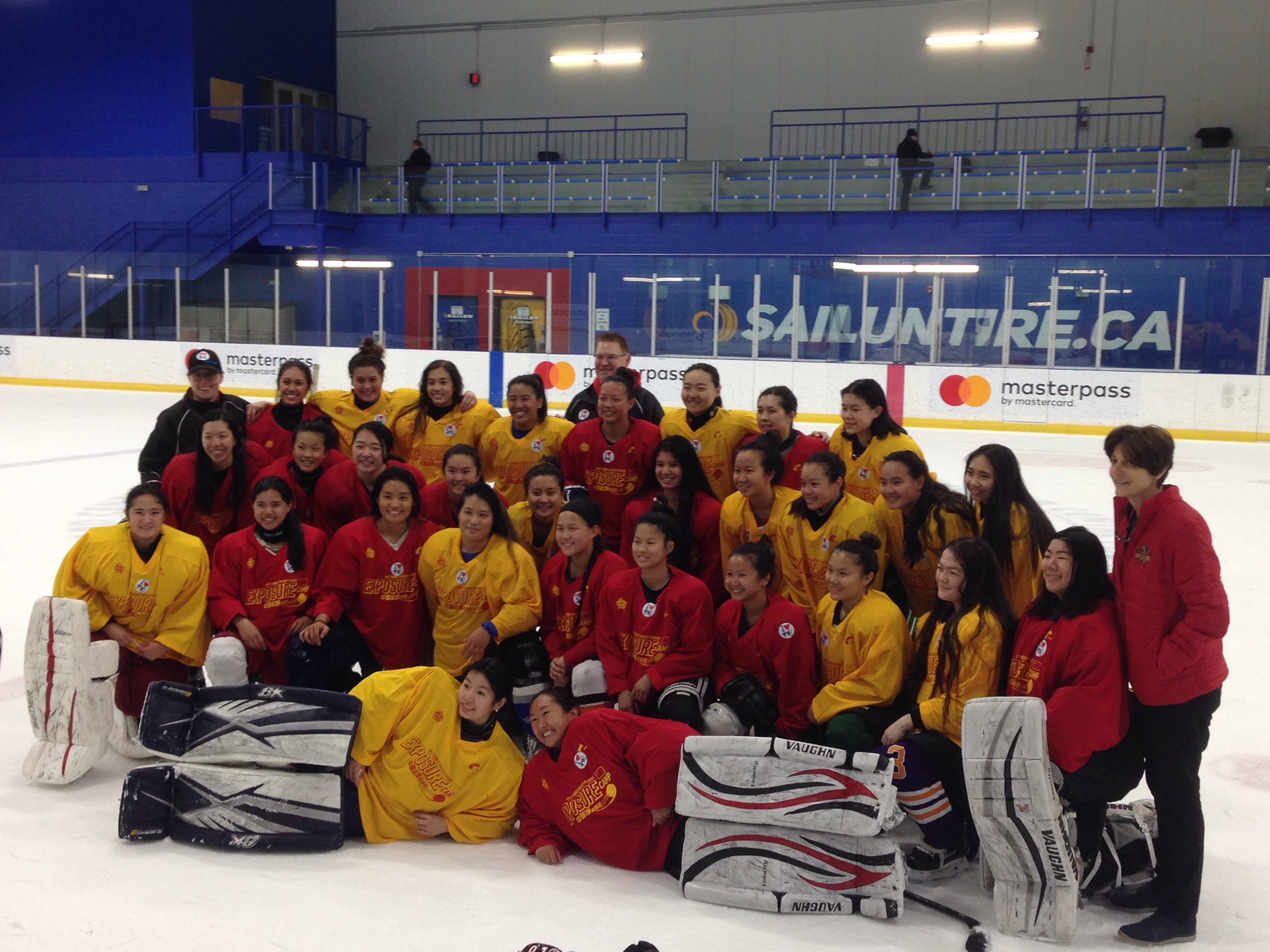 CWHL: Women - Chinese Clubs Launch 'revolutionary' Debut