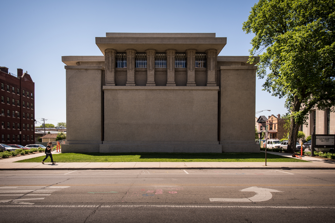 restoration done wright a look inside unity temple