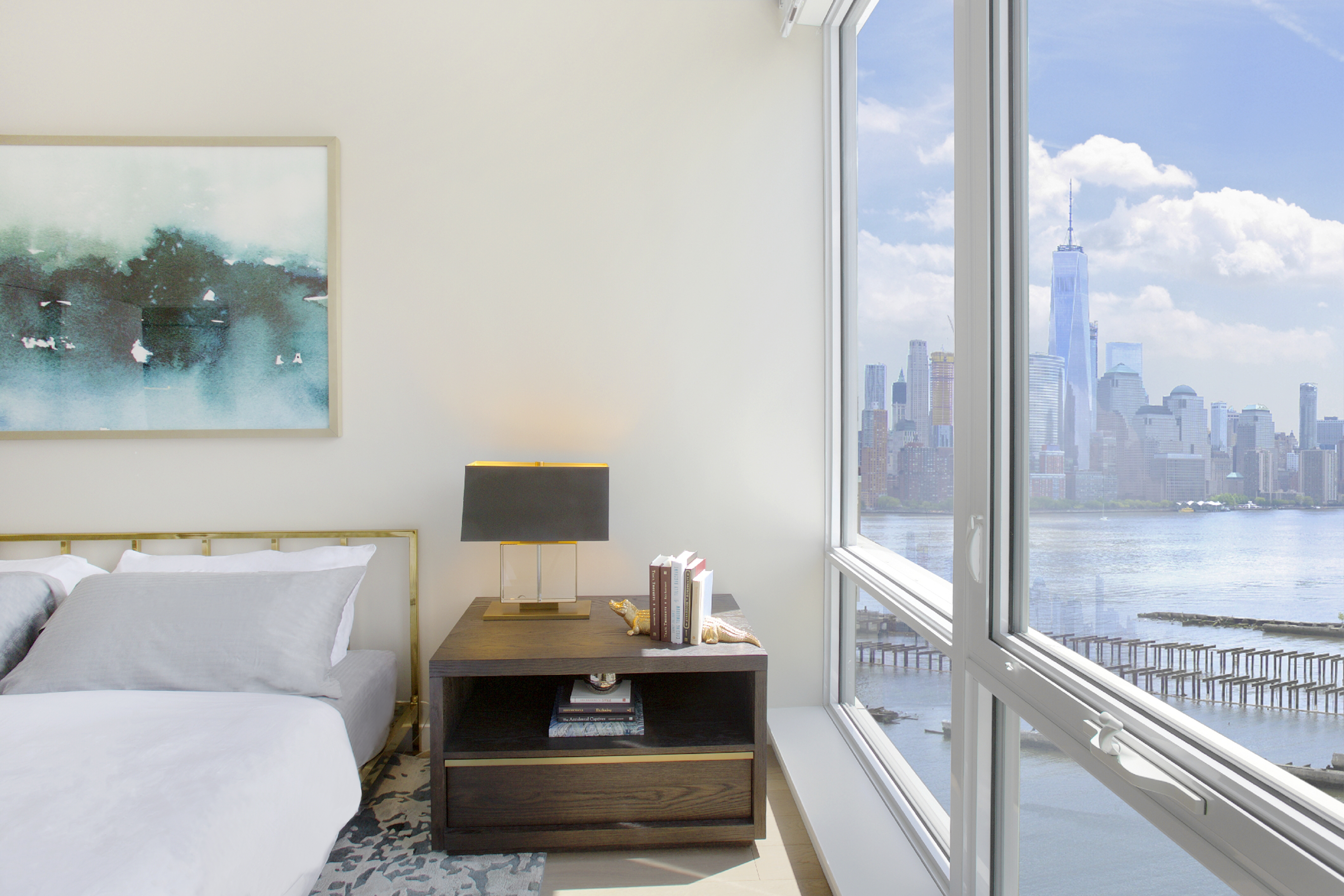 Peek Inside Ellipse Jersey City 39 S 39 Elevated 39 Waterfront Rentals Curbed Ny