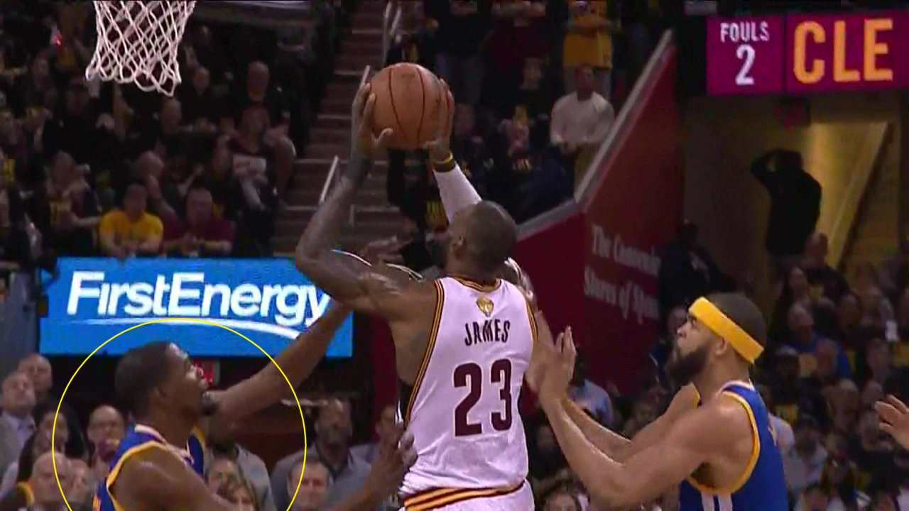 Cavaliers lead 115-96 heading into 4th quarter