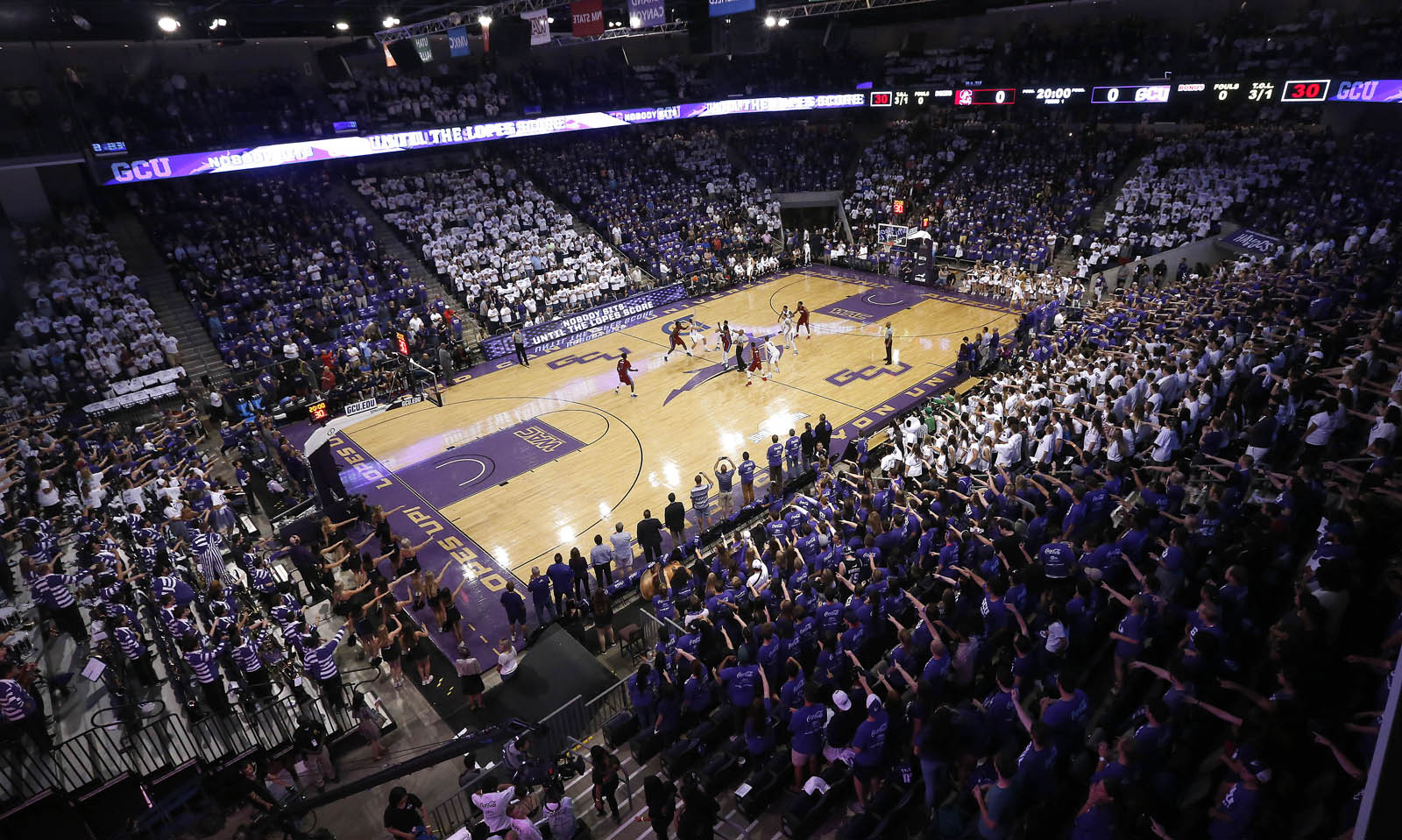 One writer's bucket list: All of his must-see mid-major ...