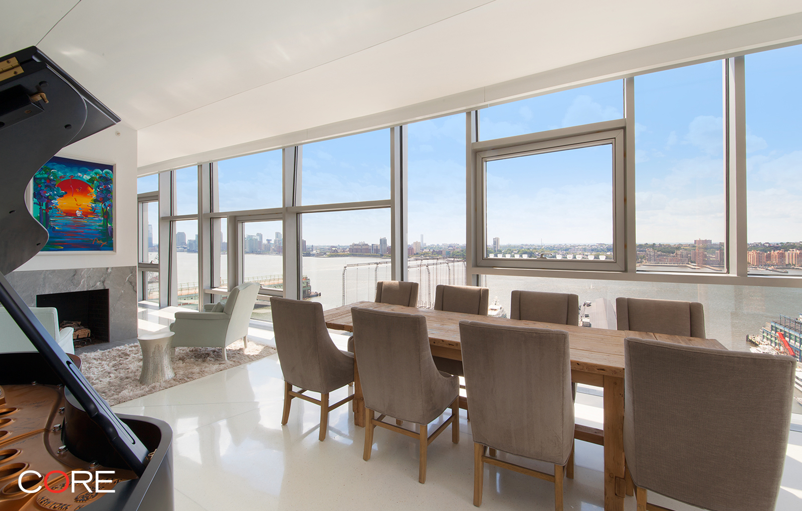 kelsey grammer sold his condo at jean nouvel's west chelsea