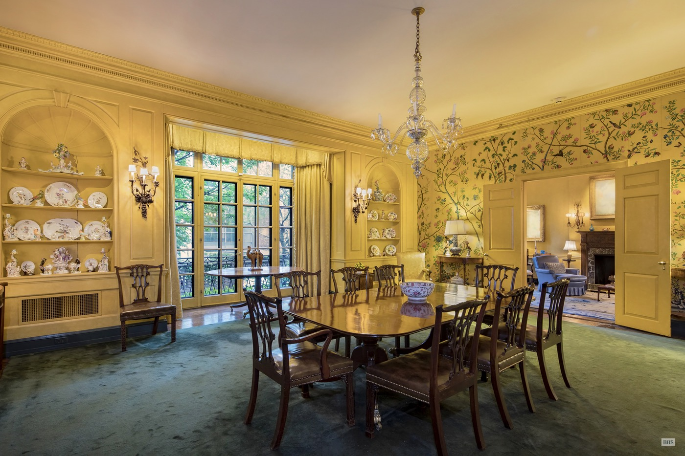 David Rockefeller S Upper East Side Townhouse Hits The Market For 32 5M Cu