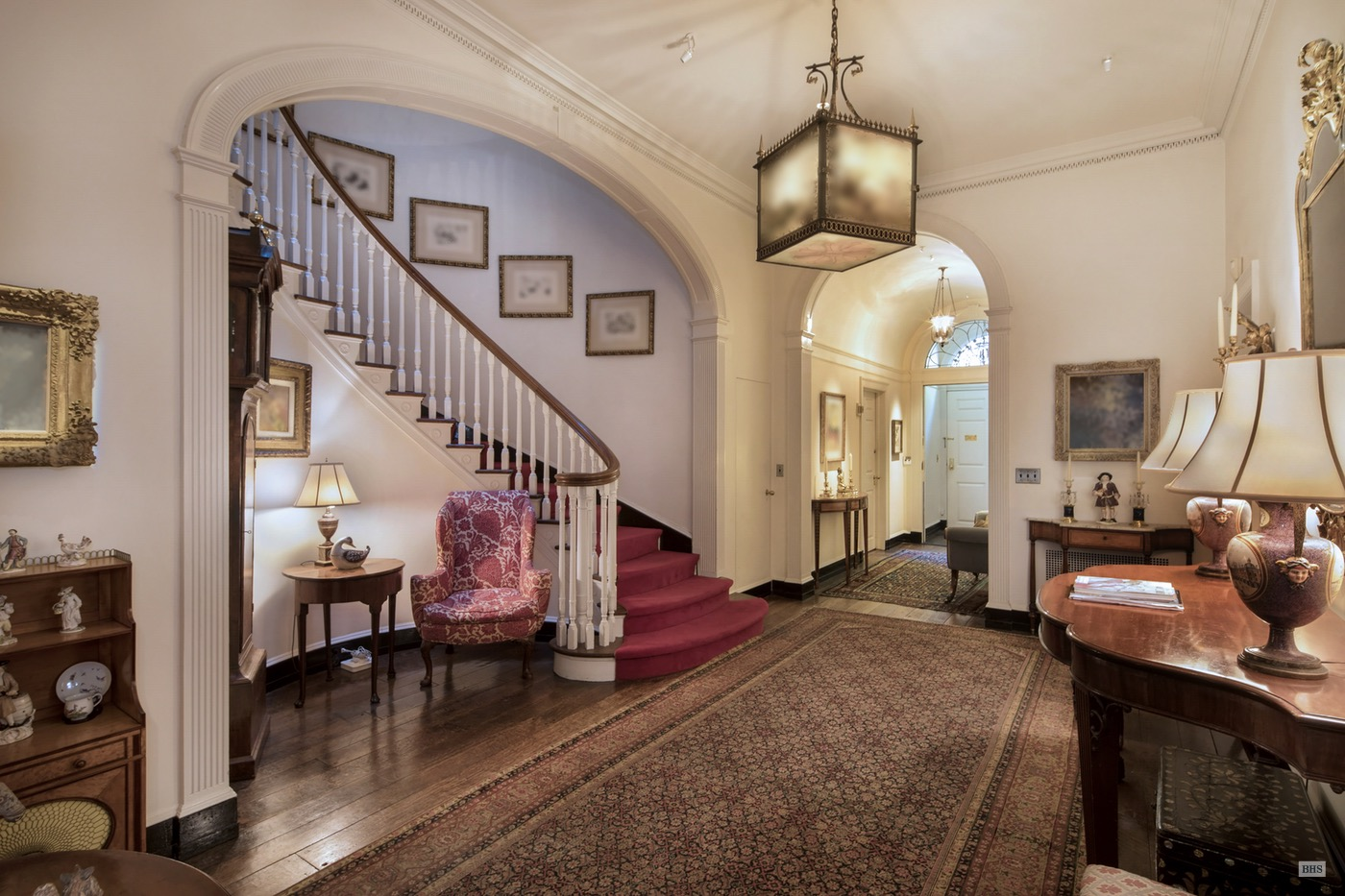 David rockefeller s upper east side townhouse hits the for Upper east side apartments for sale