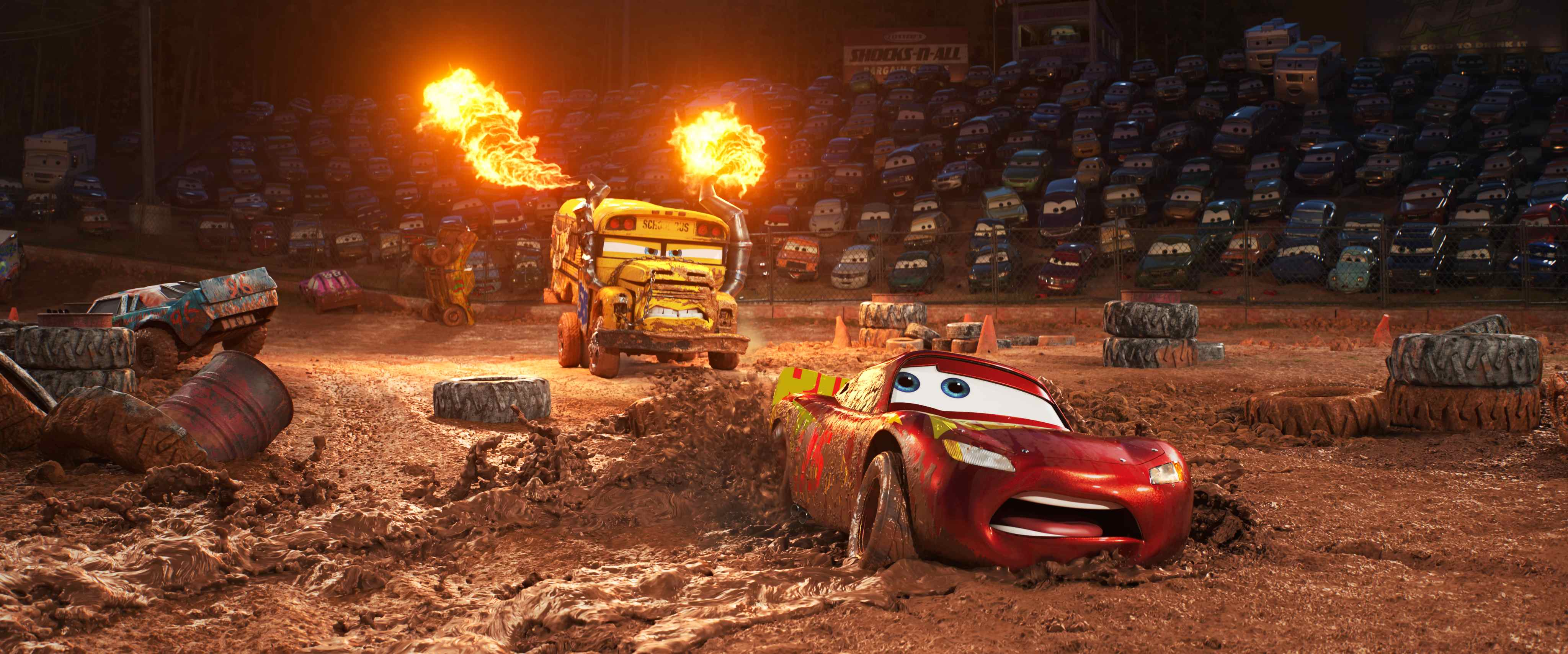 Cars Gets Back To What Made The Franchise Adequate Vox