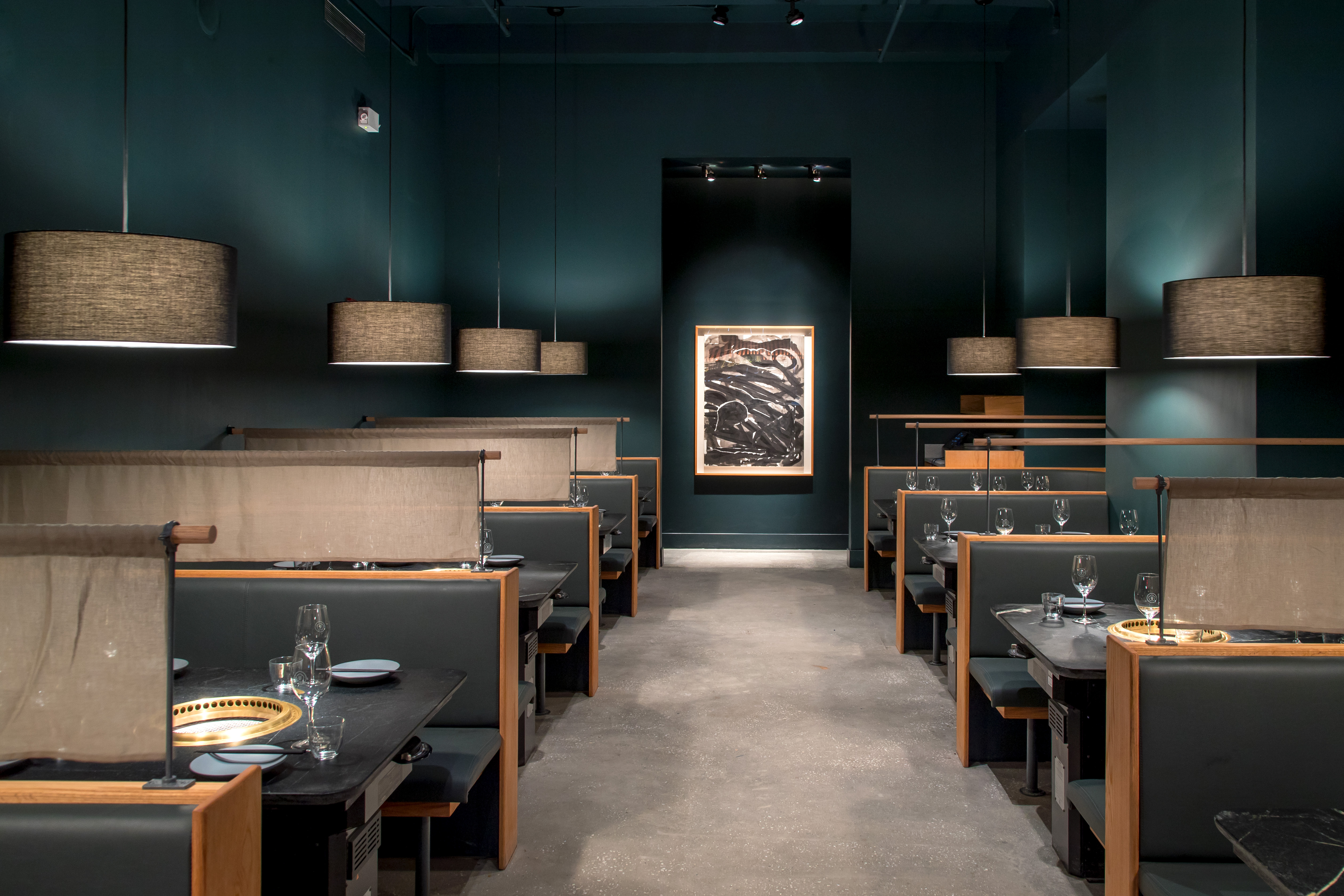 Korean Barbecue Gets The Michelin Treatment At Cote Eater Ny