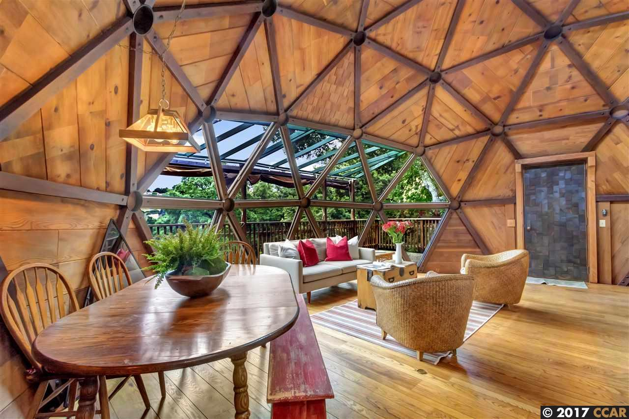 Interior design dome home - Which Of Course Is Putting It Mildly This Place Is A Hot Mess Albeit In A Way That Might Verge On A Crazy Kind Of Brilliance With The Shingled Roof Of Its