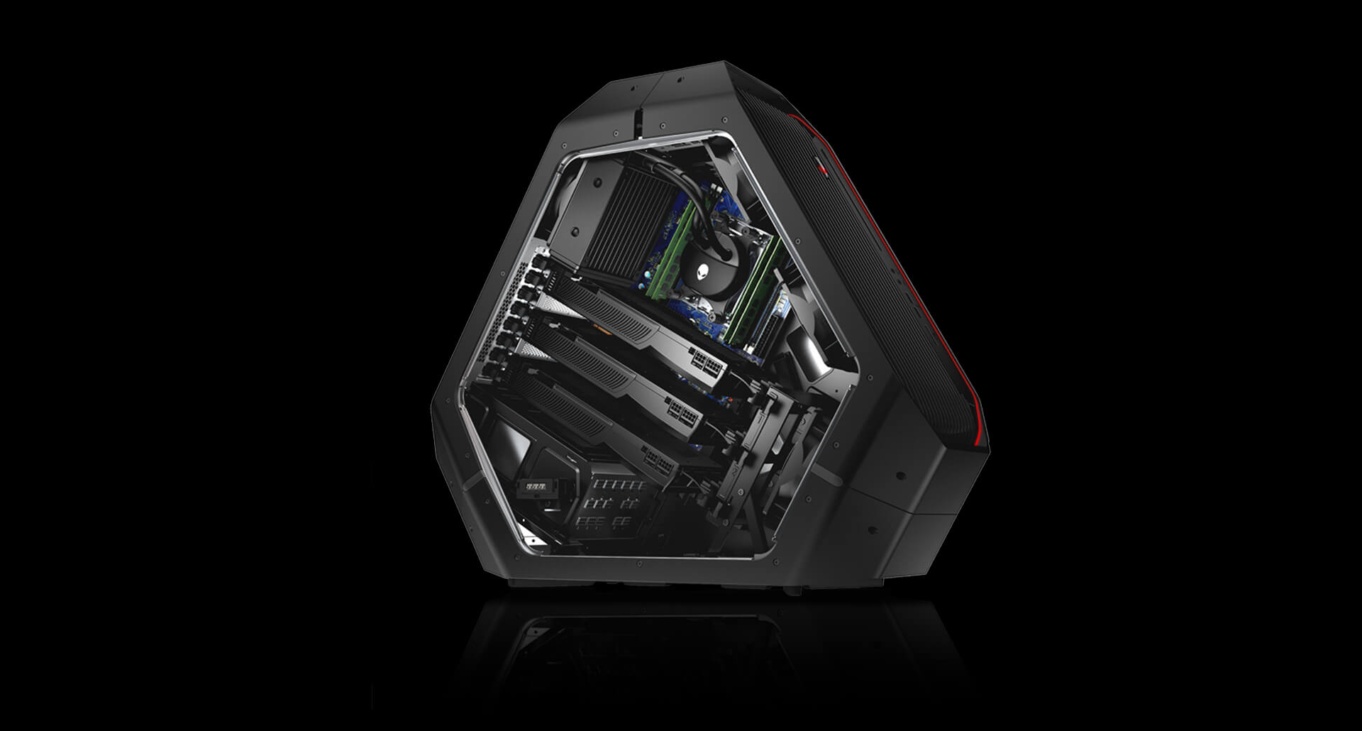 Alienware upgrades Area 51 PC for 8K applications and 'mega-tasking'