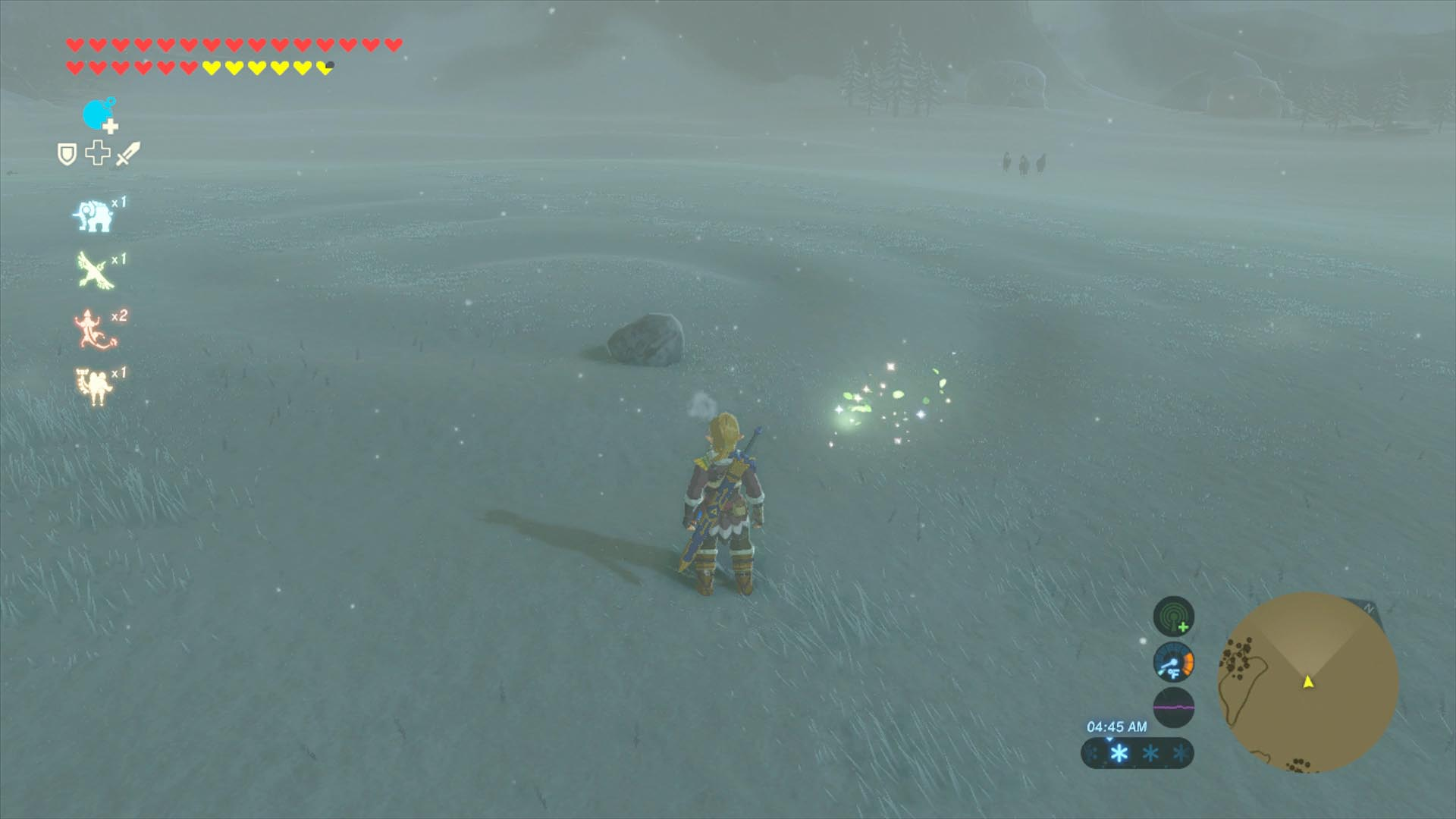 Zelda: Breath of the Wild's Hard Mode uses separate save slot