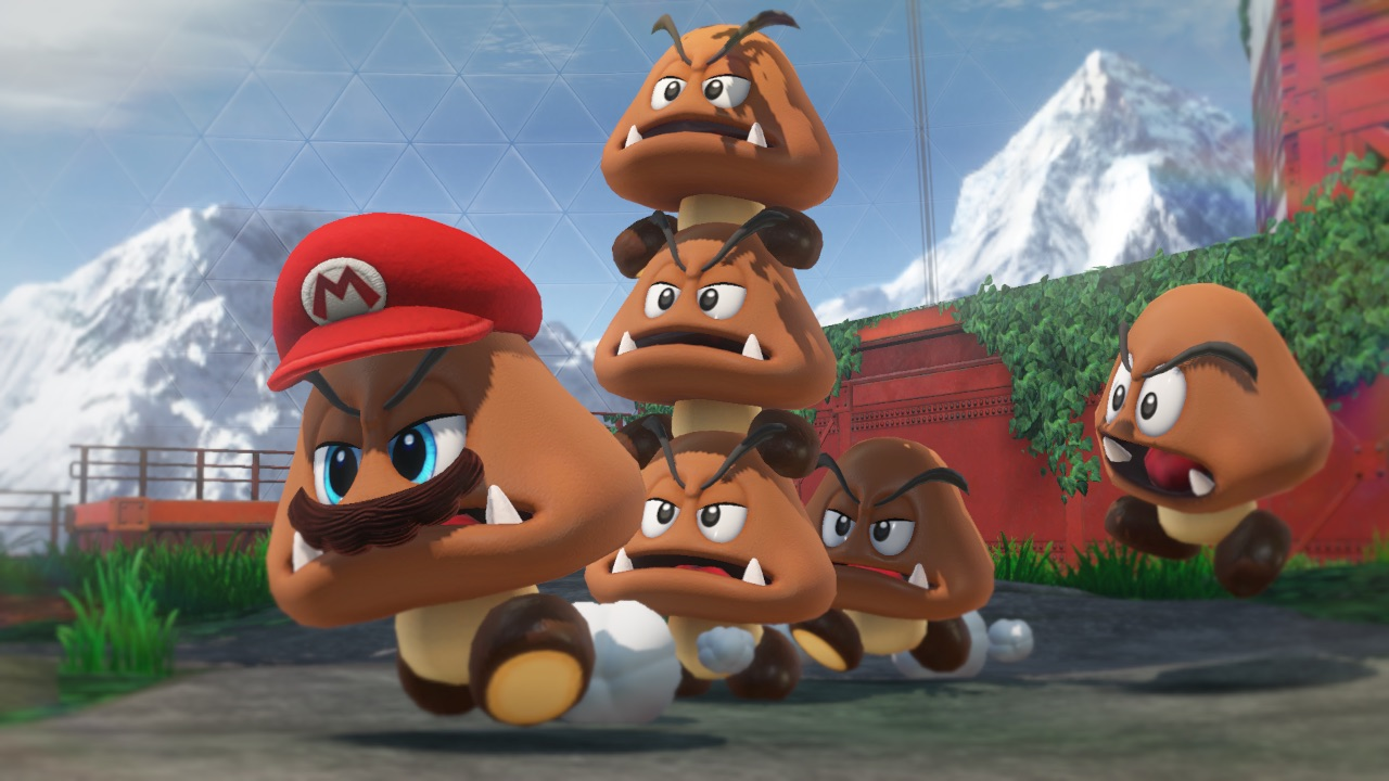 Image result for mario odyssey