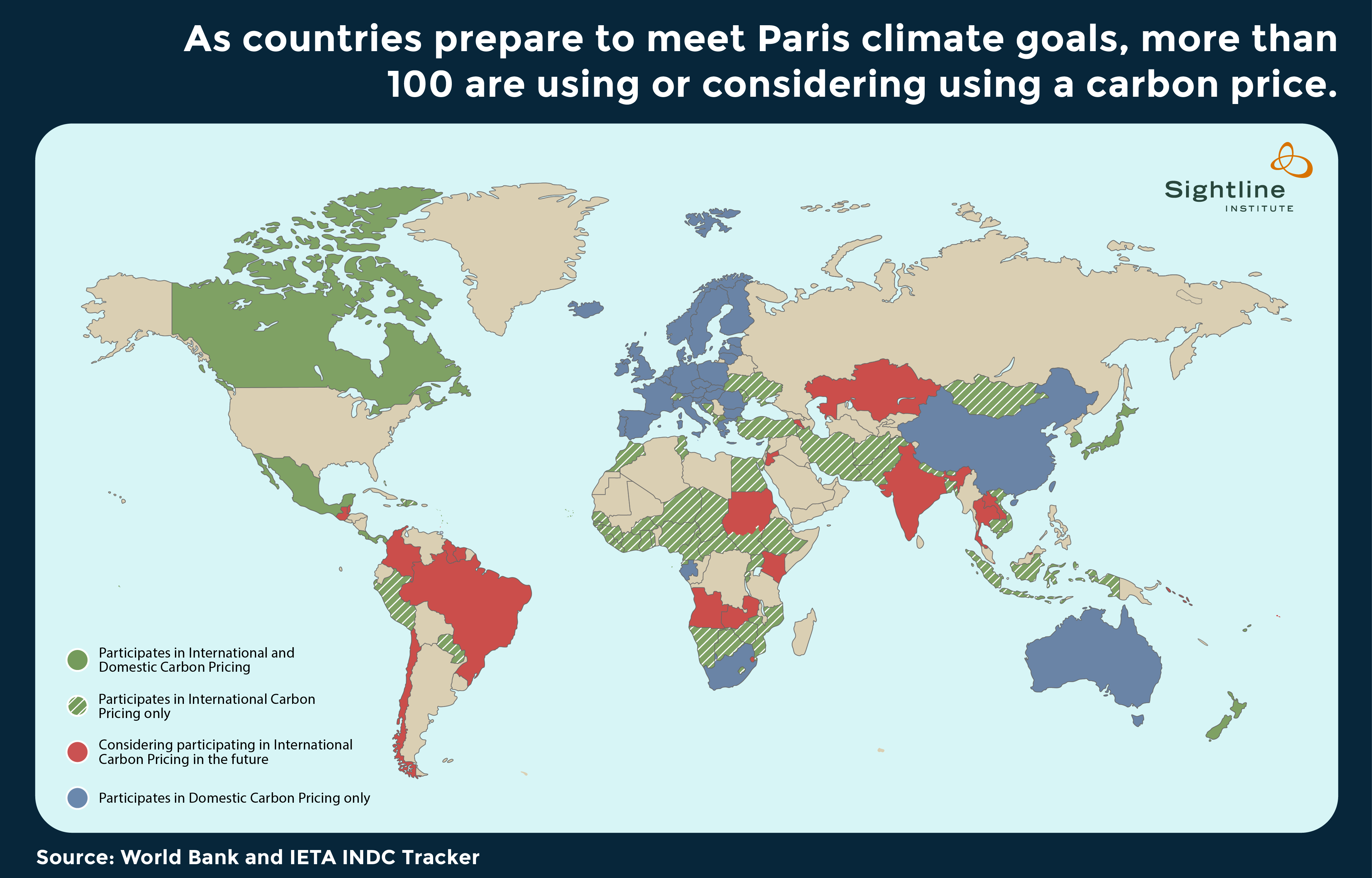 40 countries are making polluters pay for carbon pollution guess carbon pricing around the world gumiabroncs Gallery