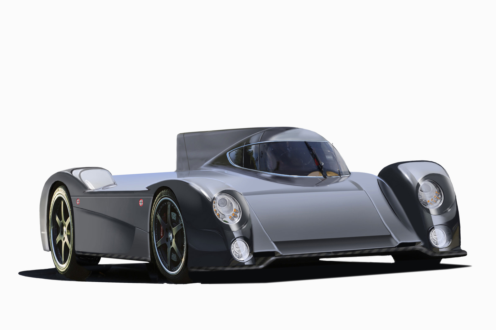 This Bizarre Electric Racecar Could Run In Next Year S Hours Of