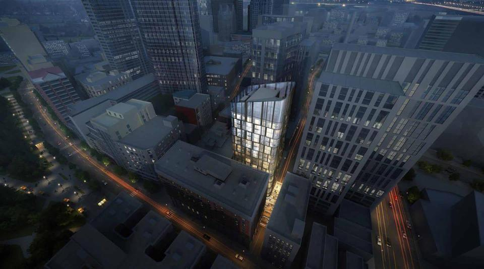Boston developments without parking: It's a trend!