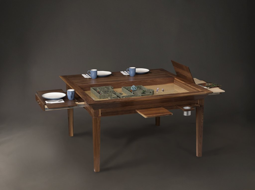 geek chic - Gaming Tables