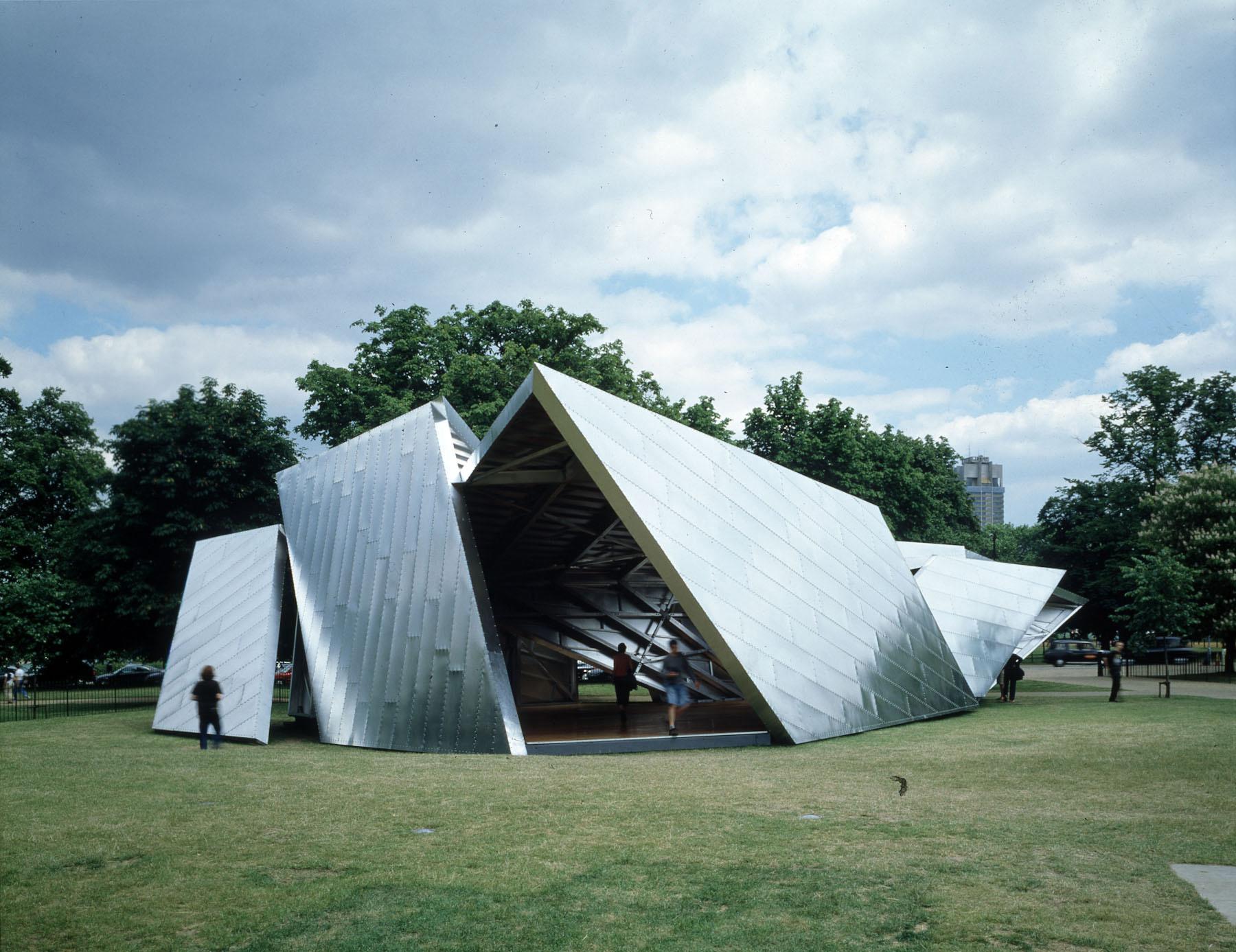 Serpentine Galleries Pavilion Every Design Since 2000