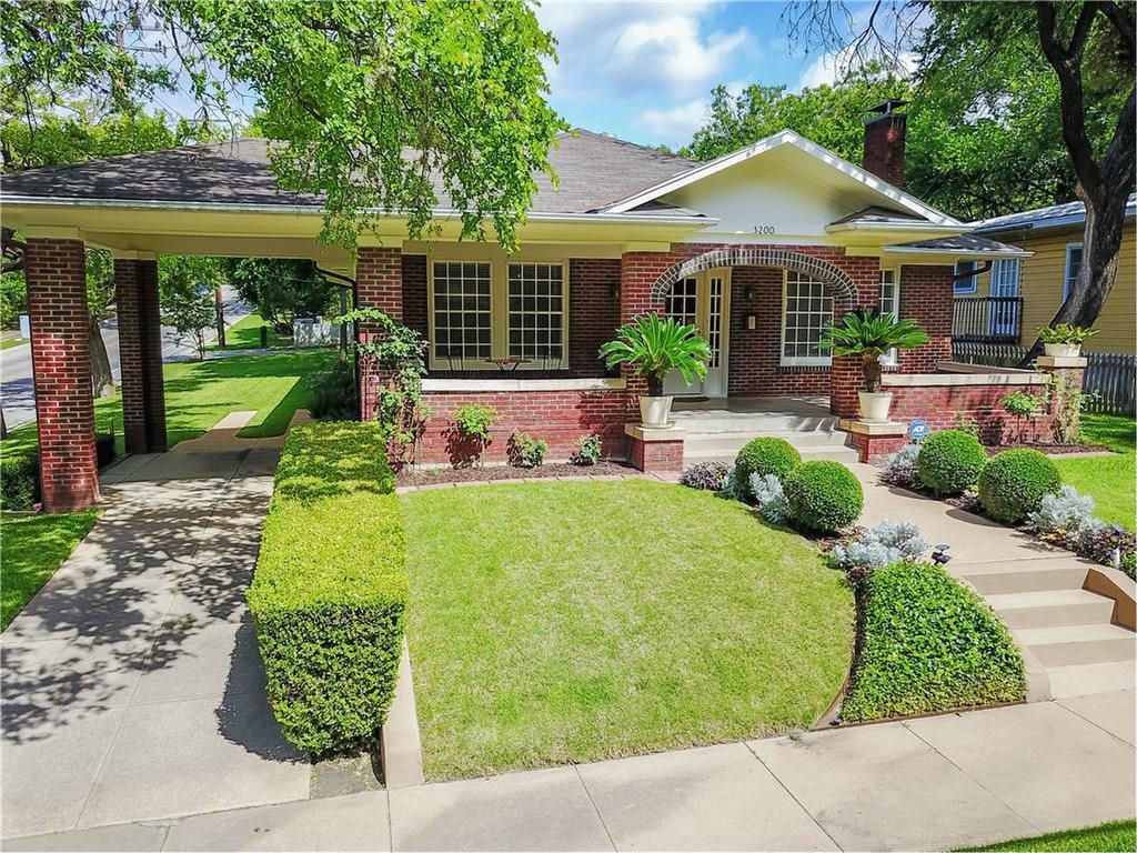 sweet brick bungalow in hancock asks 720k curbed austin