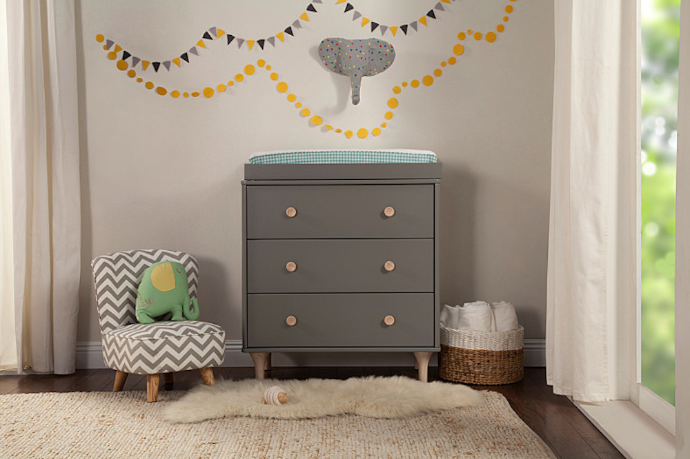 Babyletto Lolly 3 Drawer Dresser Changer With Removable Changing Tray (and  Anti Tip Kit), $339 (orig. $399), 2Modern