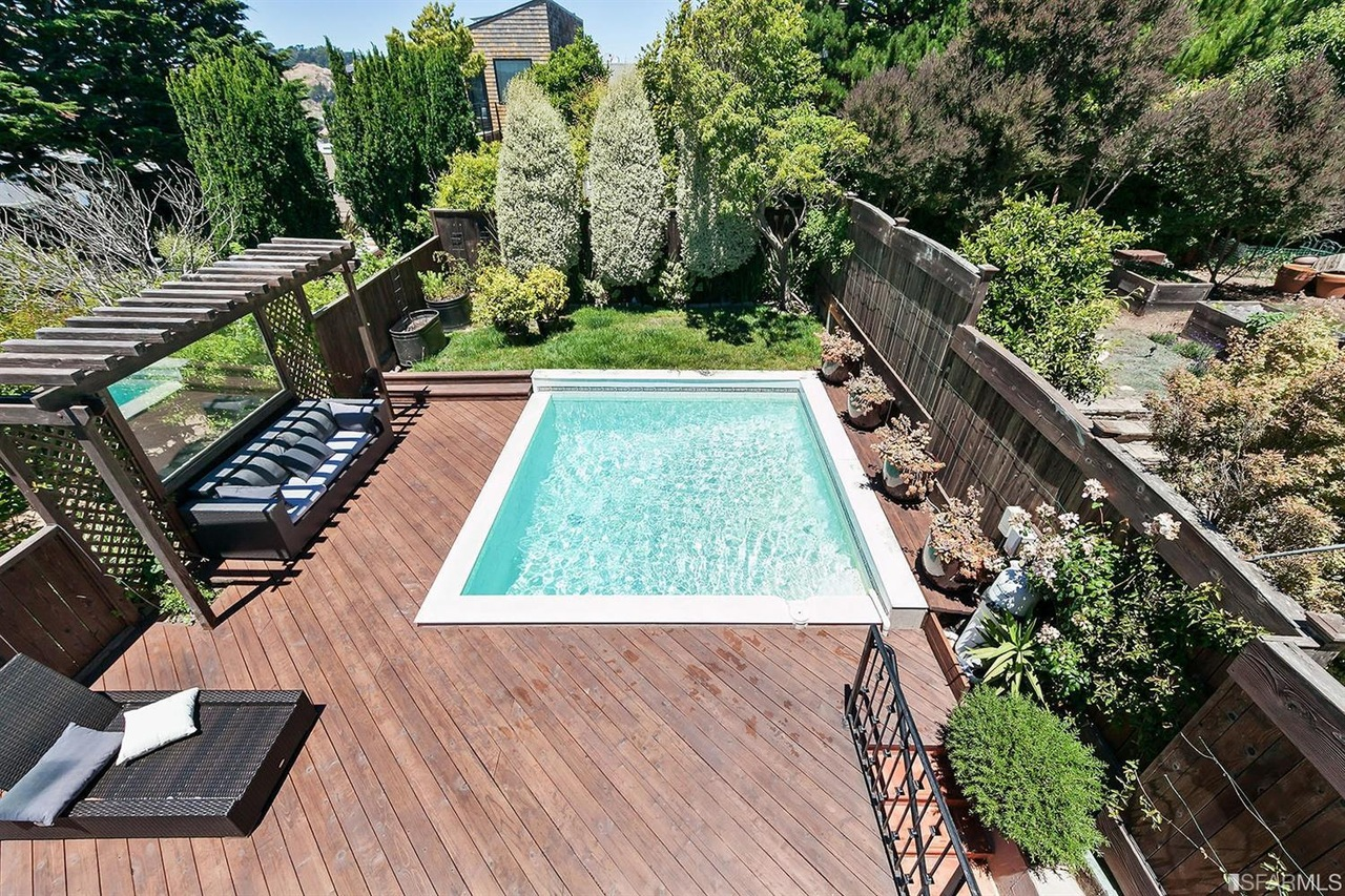4 san francisco homes with pools curbed sf