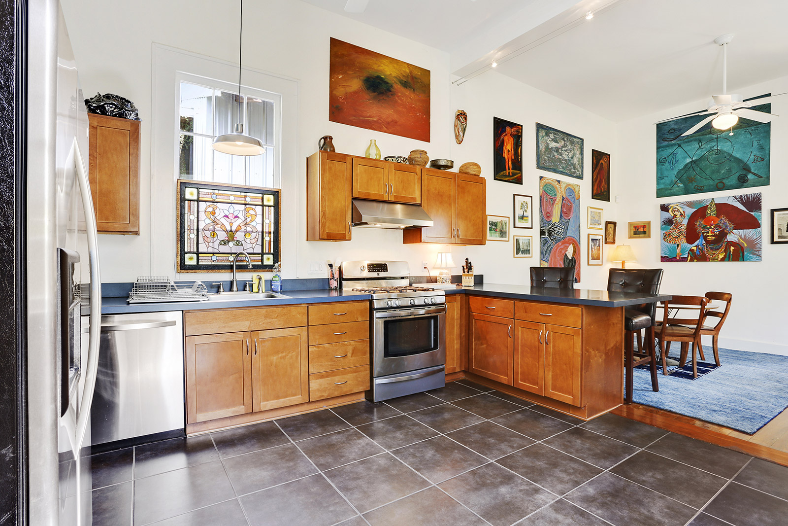 For 490k you can buy this bywater shotgun with a guest for Ample closet space