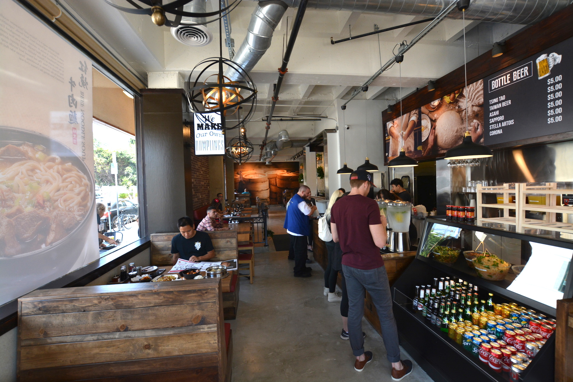 Northern Cafe Beverly Blvd Menu