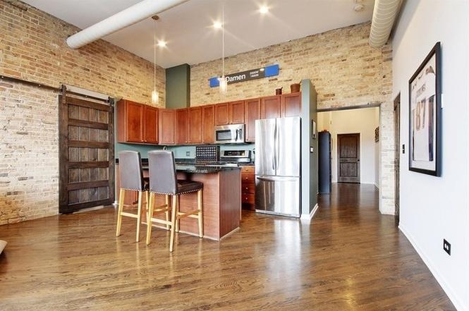 Three Bedroom Loft In The Heart Of Wicker Park Asks 525k