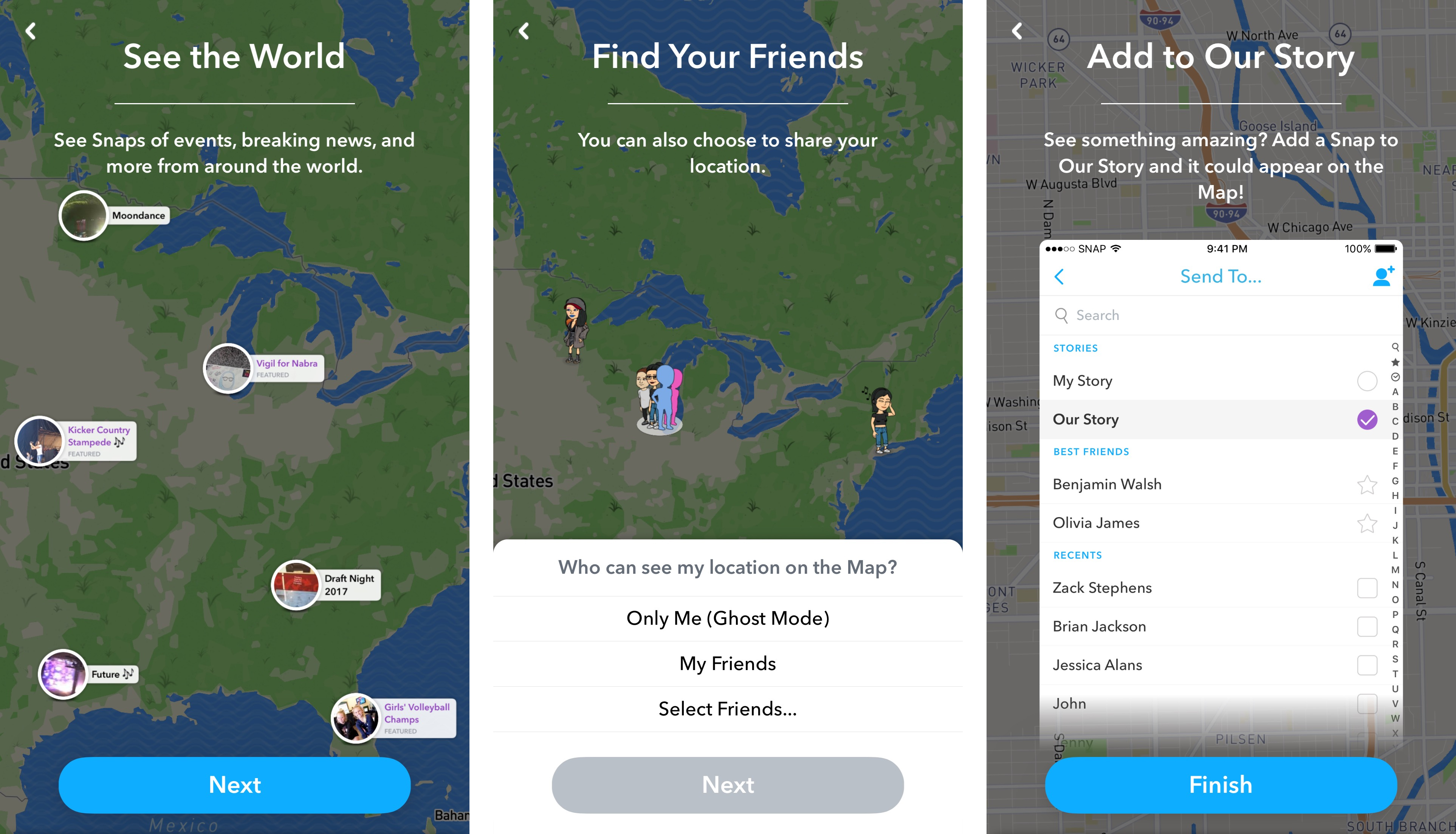 'Snap Map': Parents anxious about Snapchat's newest feature