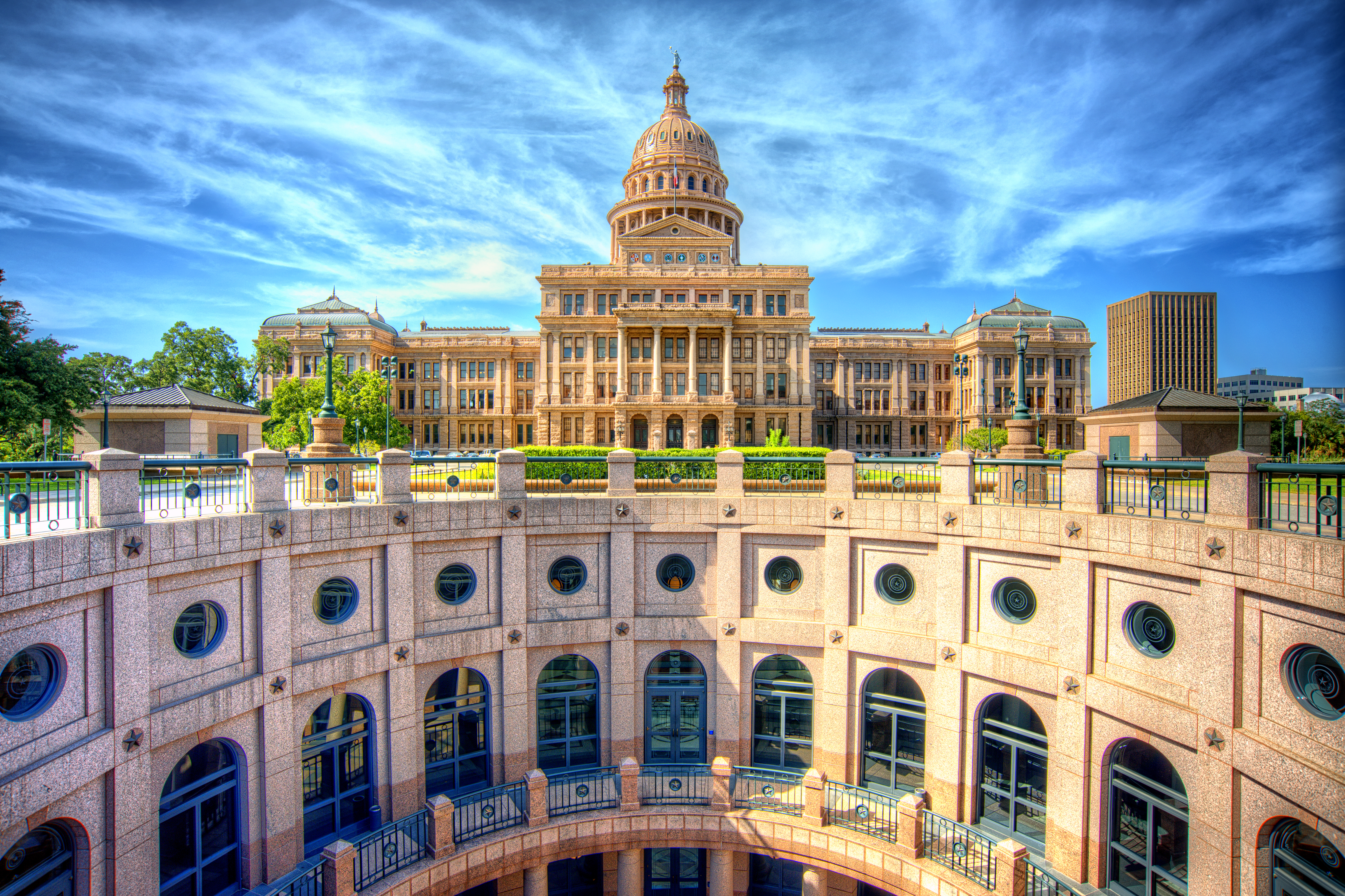 13 stunning capitol buildings across the us curbed the texas state capitol building in austin shutterstock sciox Gallery