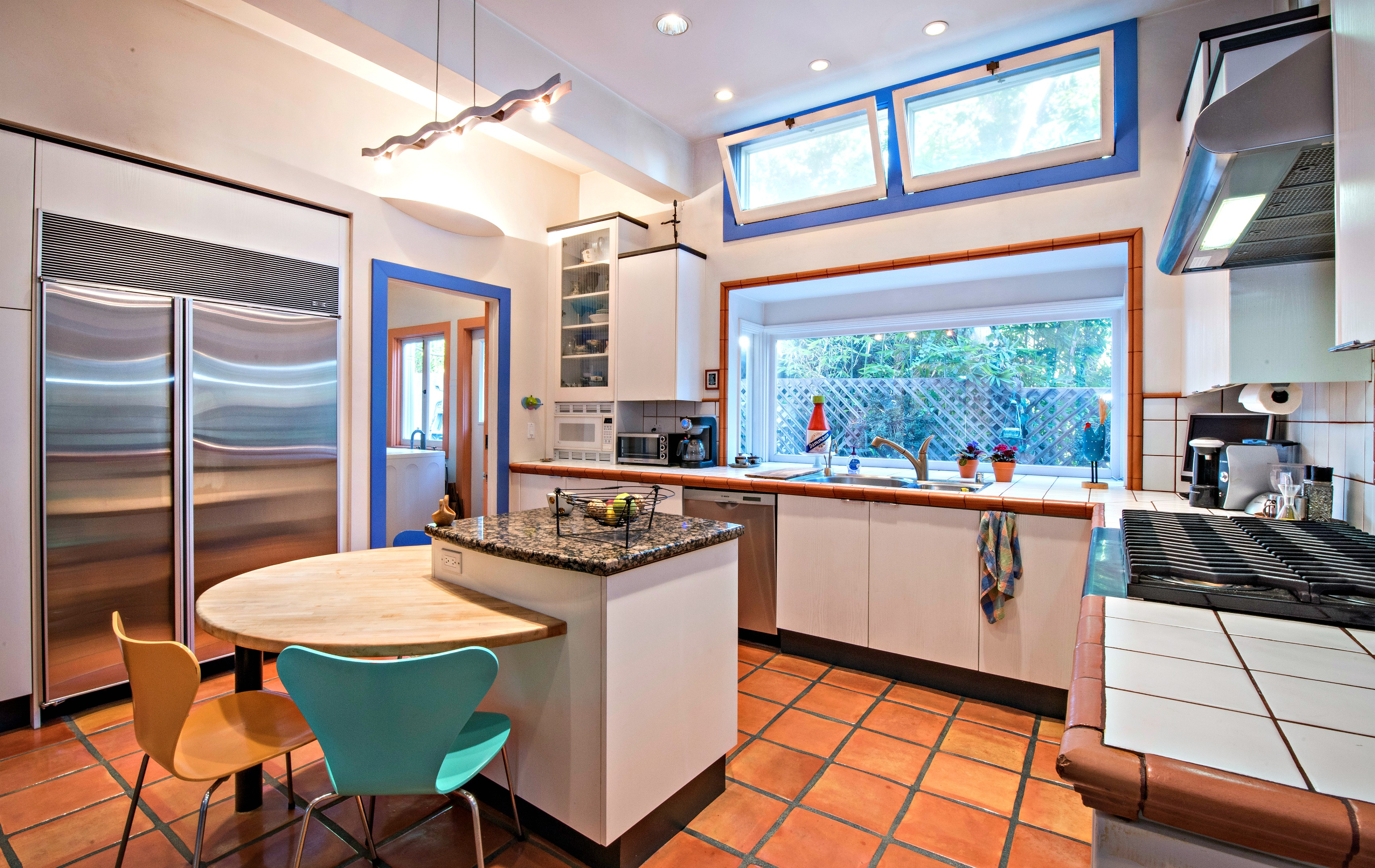 outpost estates residence laden with la art architecture history