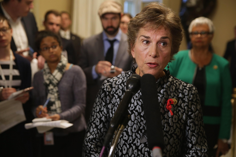 Pelosi, Senate Democrats Hold Press Conference On Planned Parenthood