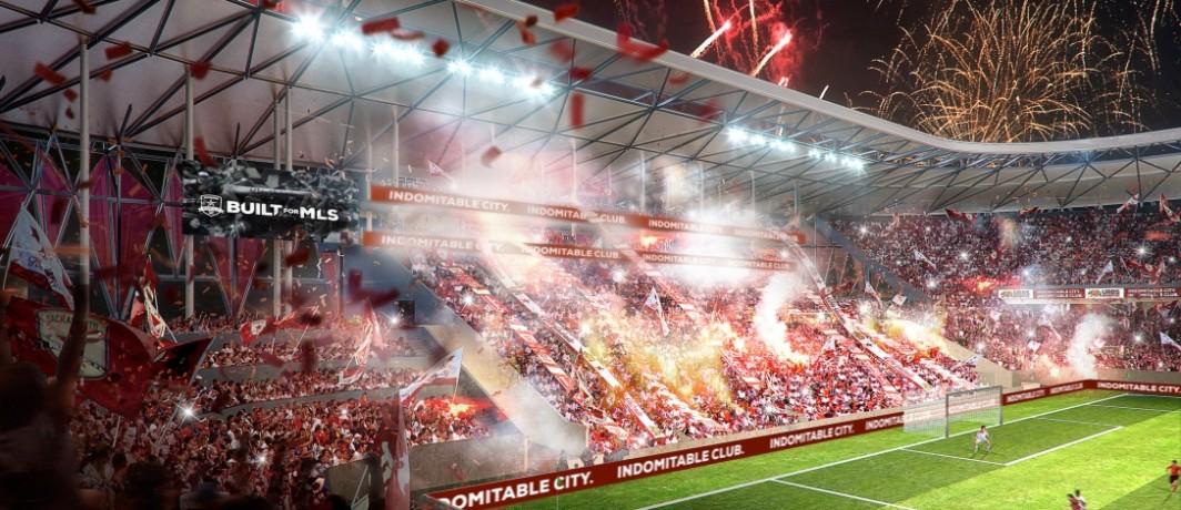 New Sac Republic Stadium