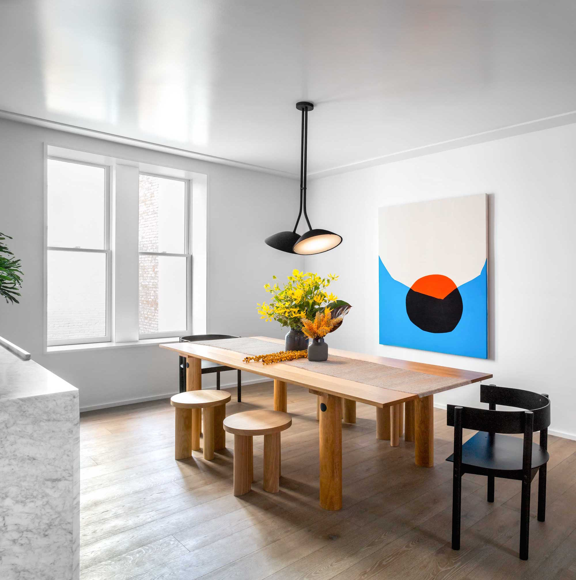 Superman s supposed brooklyn heights apartment is now a 5m condo curbed ny - Superman interior designs ...