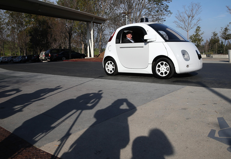 Car companies\u0027 vision of a gradual transition to self-driving cars ...