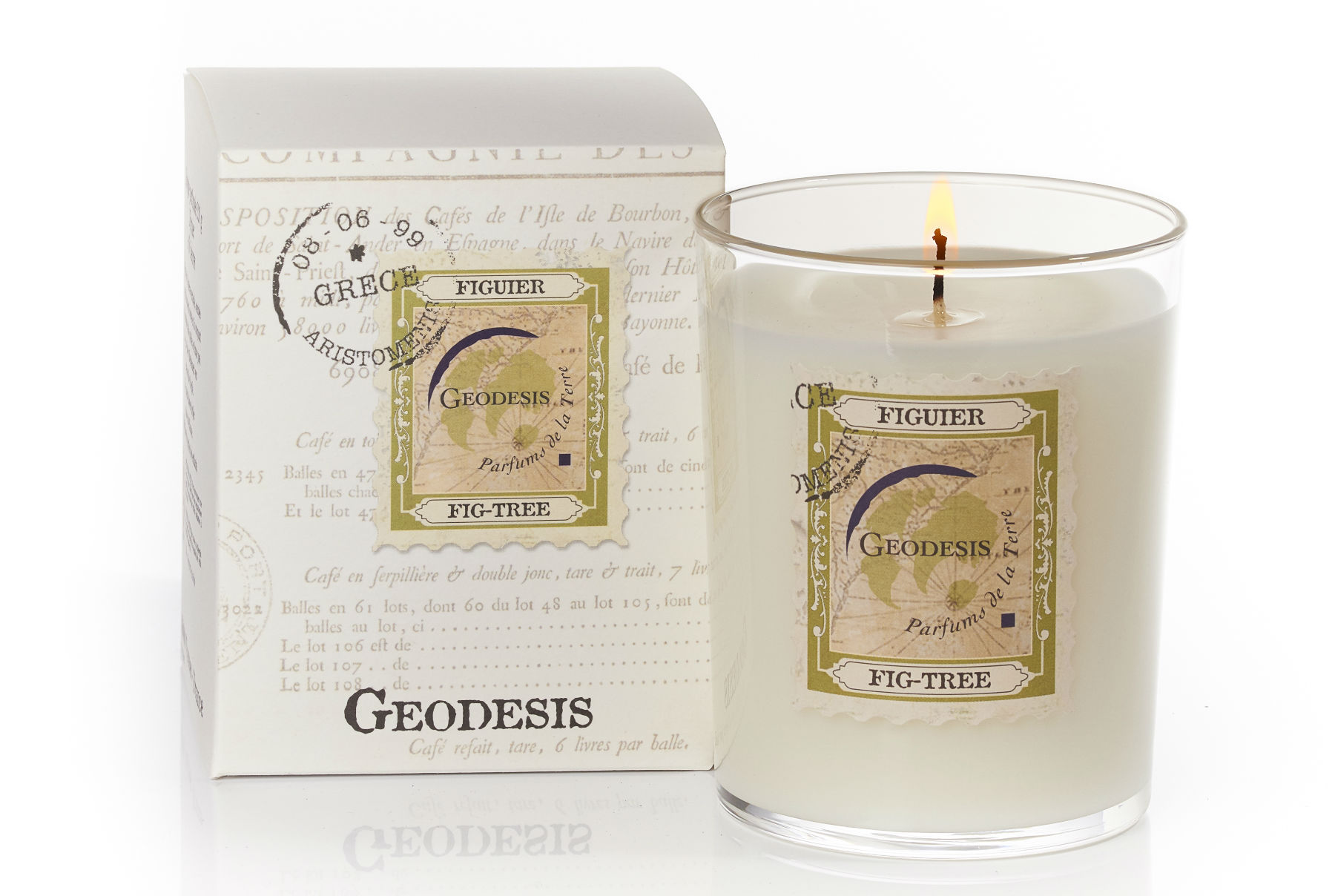 Best Smelling Candles Part - 21: Geodesis Candle In Fig Tree