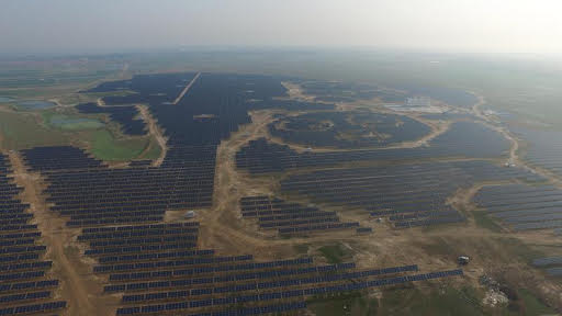 China Just Built A Solar Power Array That Looks Like A