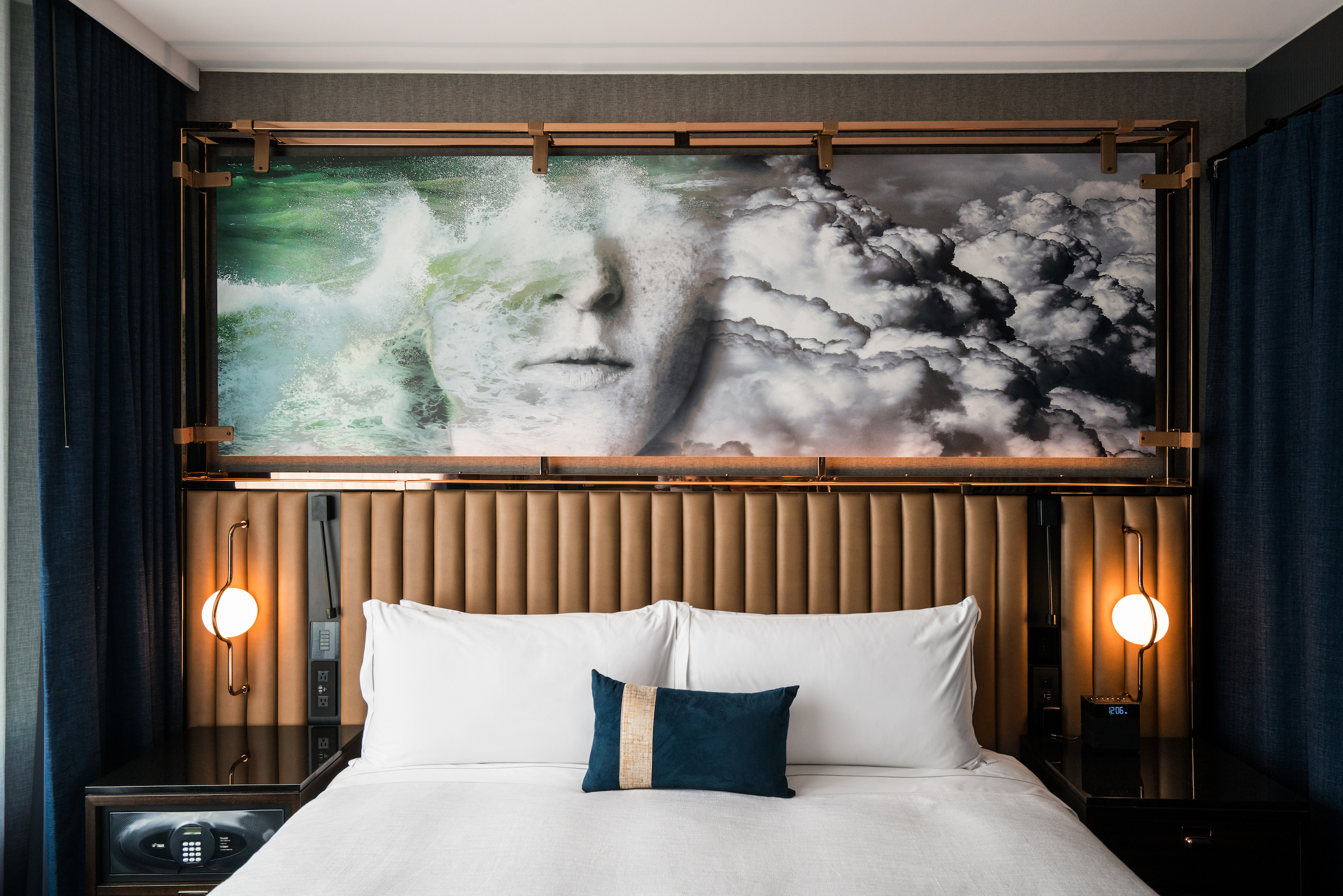 inside hotel emc2: streeterville's newly-opened 'art and science