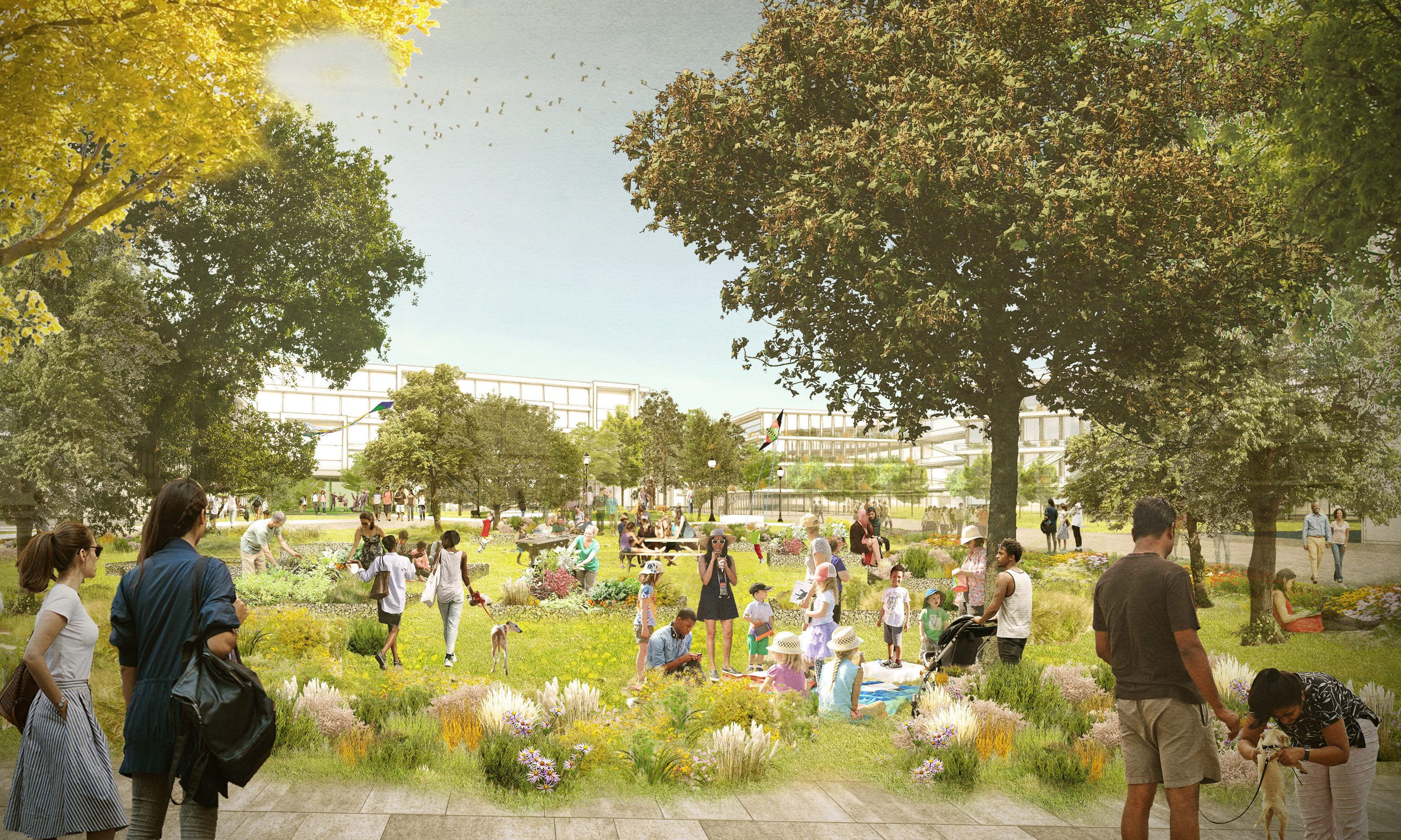 facebook planning home and retail expansion to headquarters the social network s willow campus plan would completely redevelop the 21 building 56 acre block presently known as the