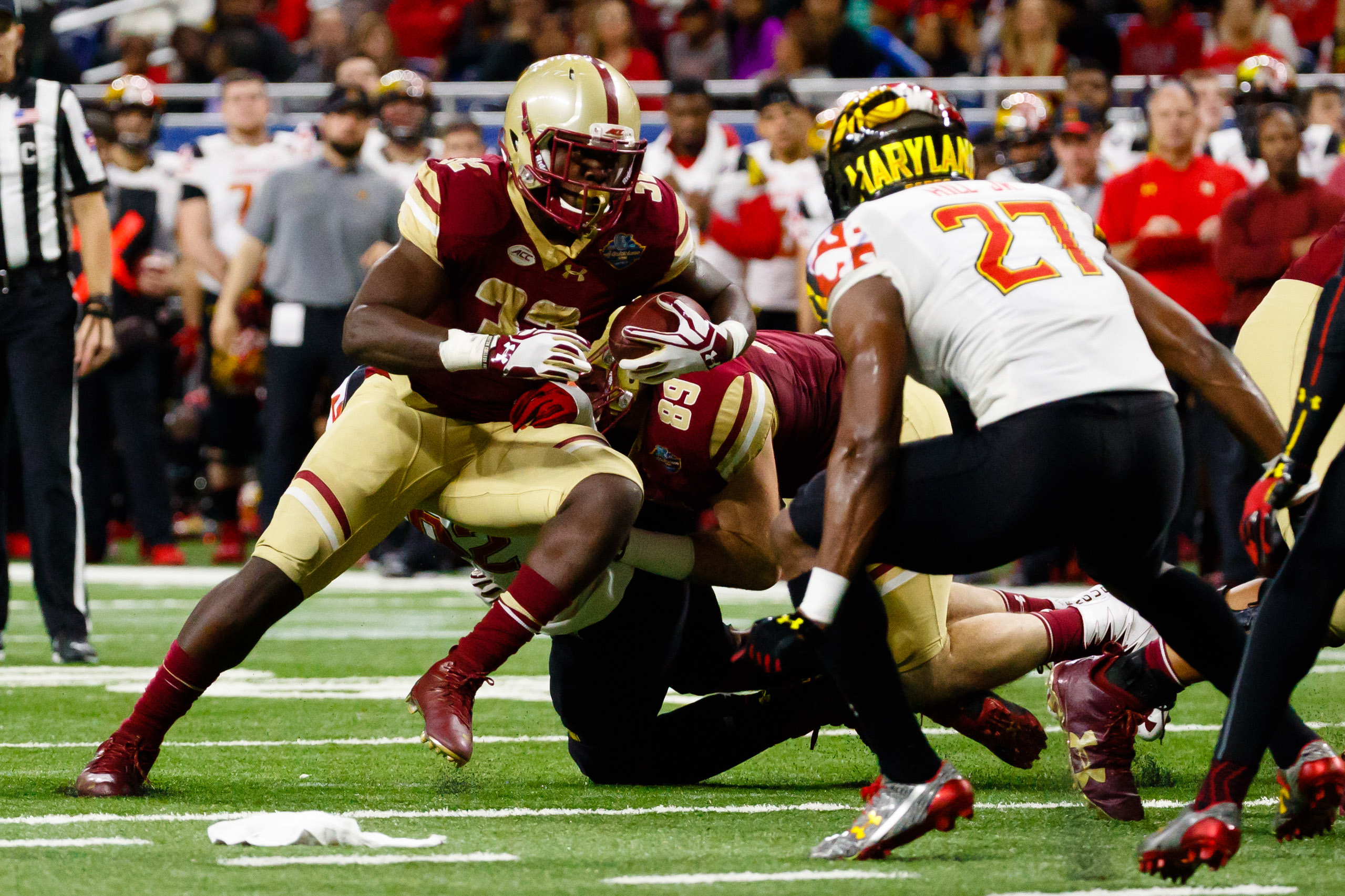 Steve Addazio's Boston College desperately needs an ...