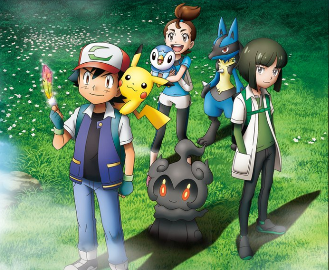Pokemon The Movie: I Choose You Replaces Brock And Misty