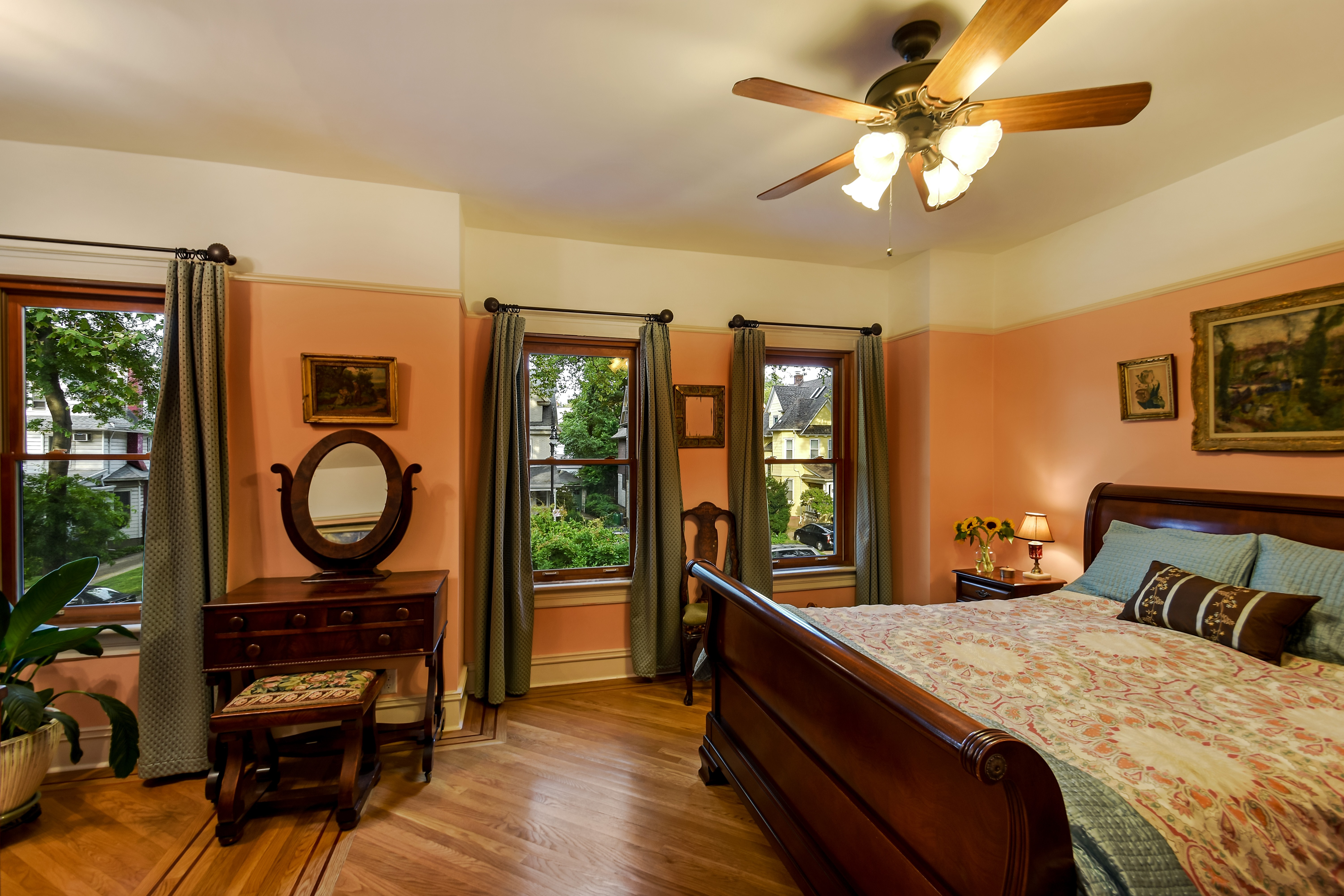 Lovely Midwood Victorian with summer-ready front porch seeks $1.75 ...