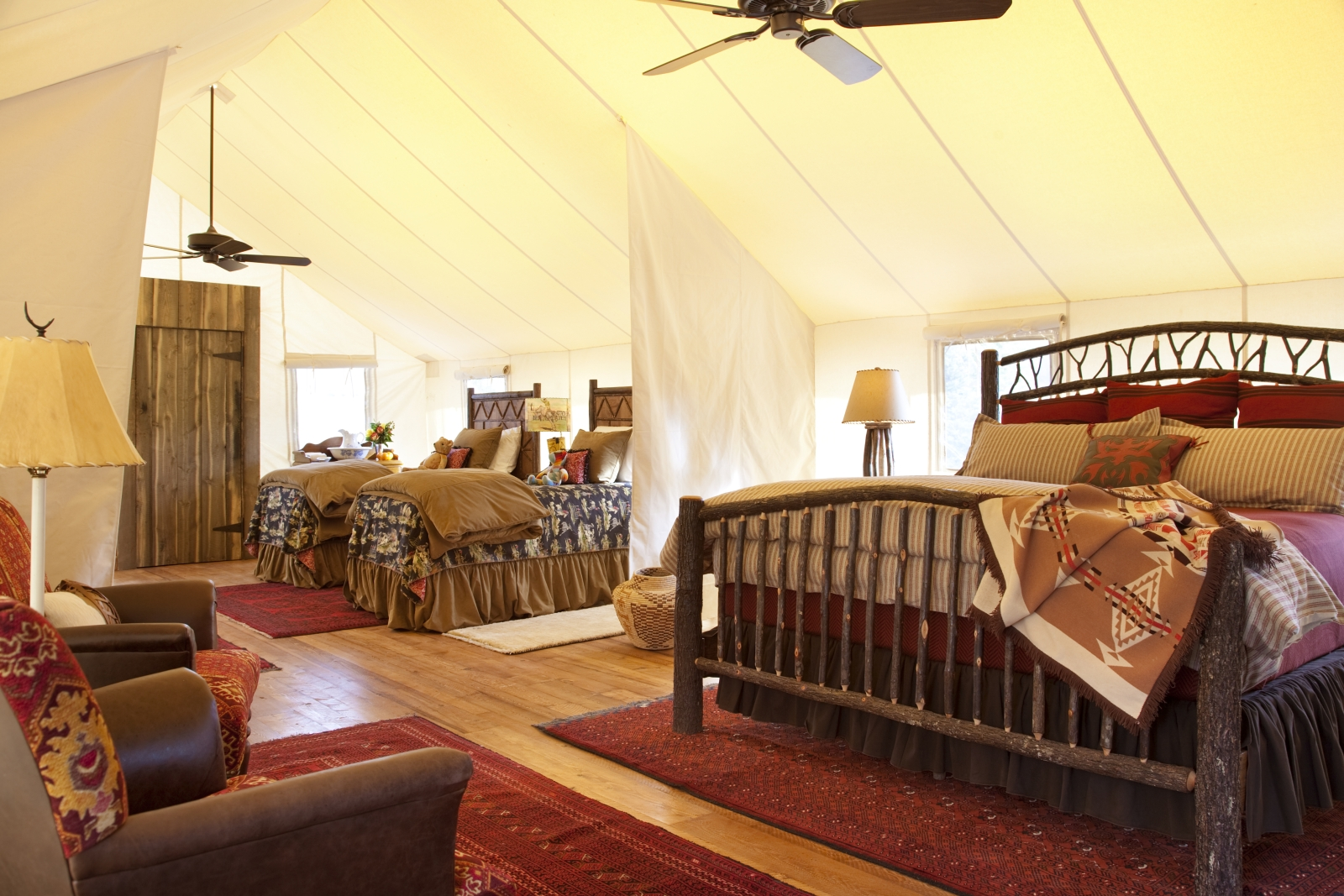 The Ranch at Rock Creek : glamorous tents - memphite.com