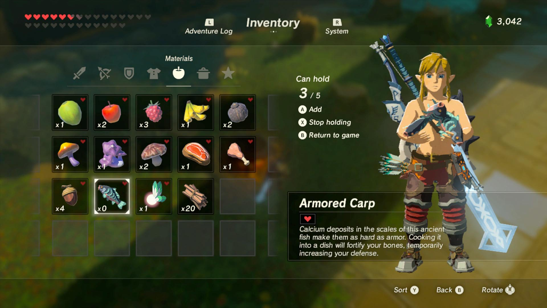 Zelda breath of the wild guide the master trials trial of the theres one fairy at the back of the room crouch and go retrieve it you can cook with it if you really want to but its probably best to keep in your forumfinder Images