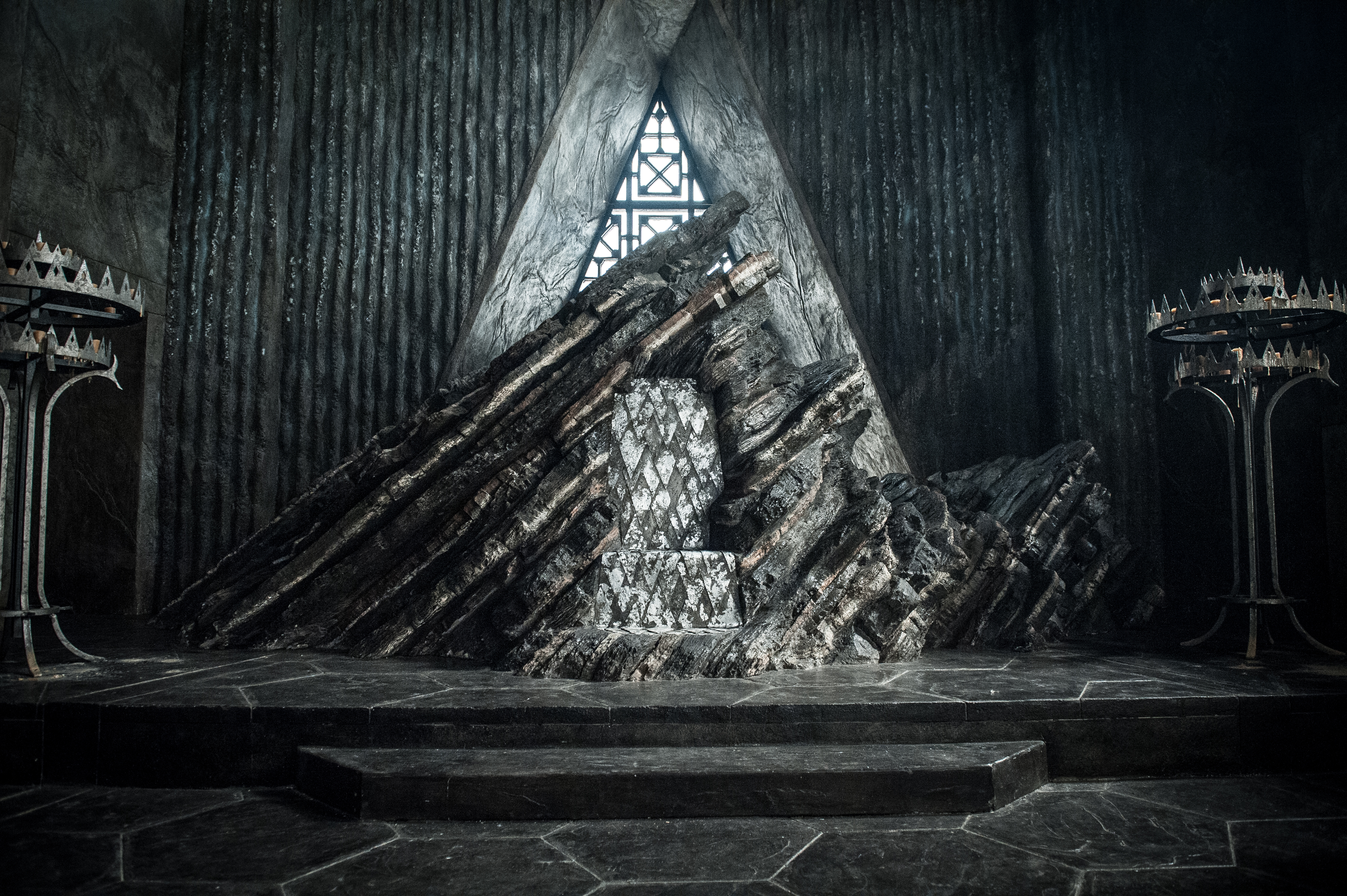 'Game of Thrones' set designer reveals the show's architectural inspirations