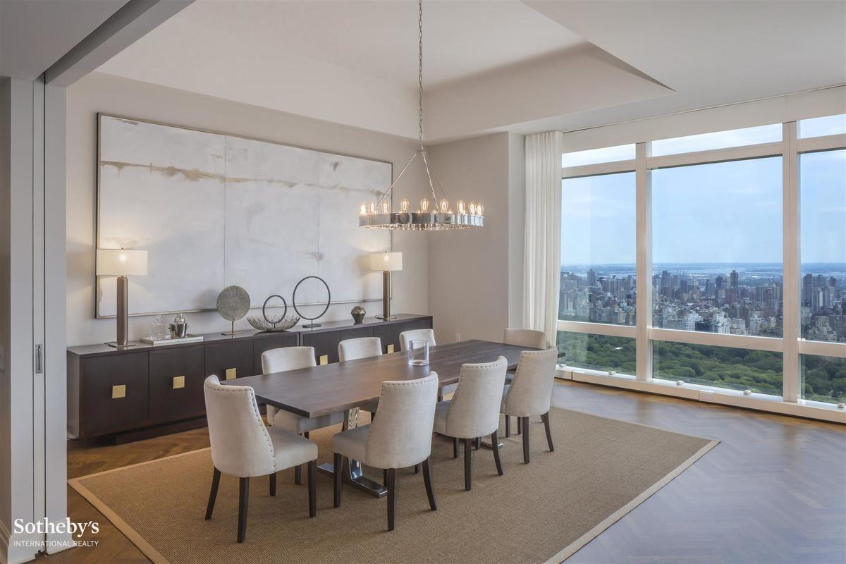 125k Time Warner Center Penthouse Is Now Nyc S Most