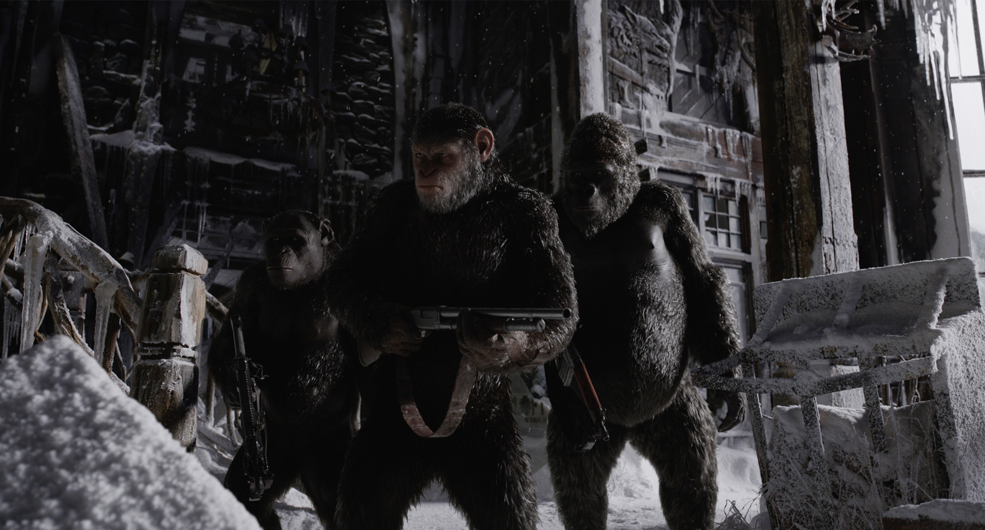 war for the planet of the apes is the summer u0027s most essential