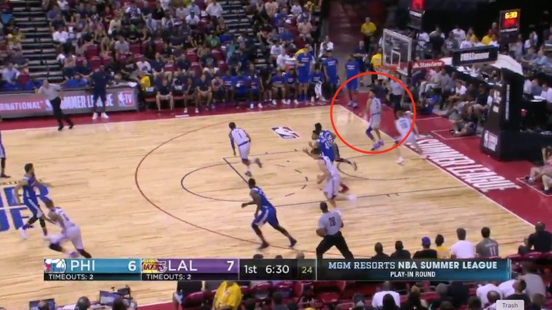 Lonzo Ball had his best game after ditching Big Baller Brand