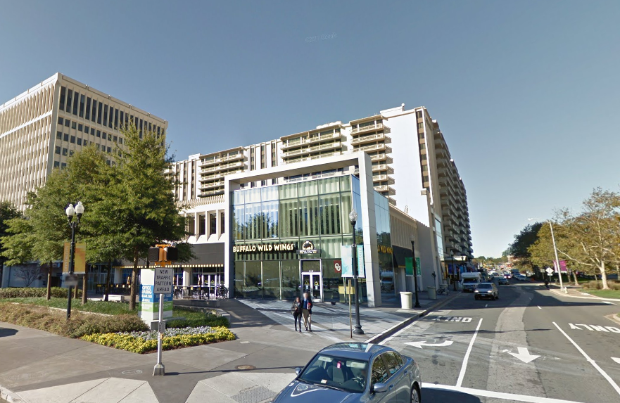 City Apartment Building crystal city is getting a new 302-unit apartment building - curbed dc