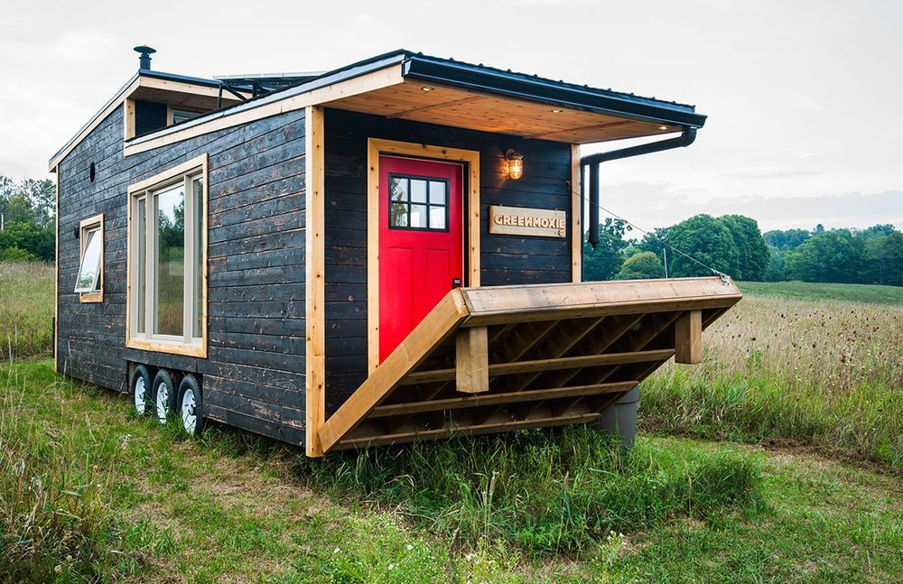 Tiny Homes For Sale Custom 5 Impressive Tiny Houses You Can Order Right Now  Curbed Inspiration Design