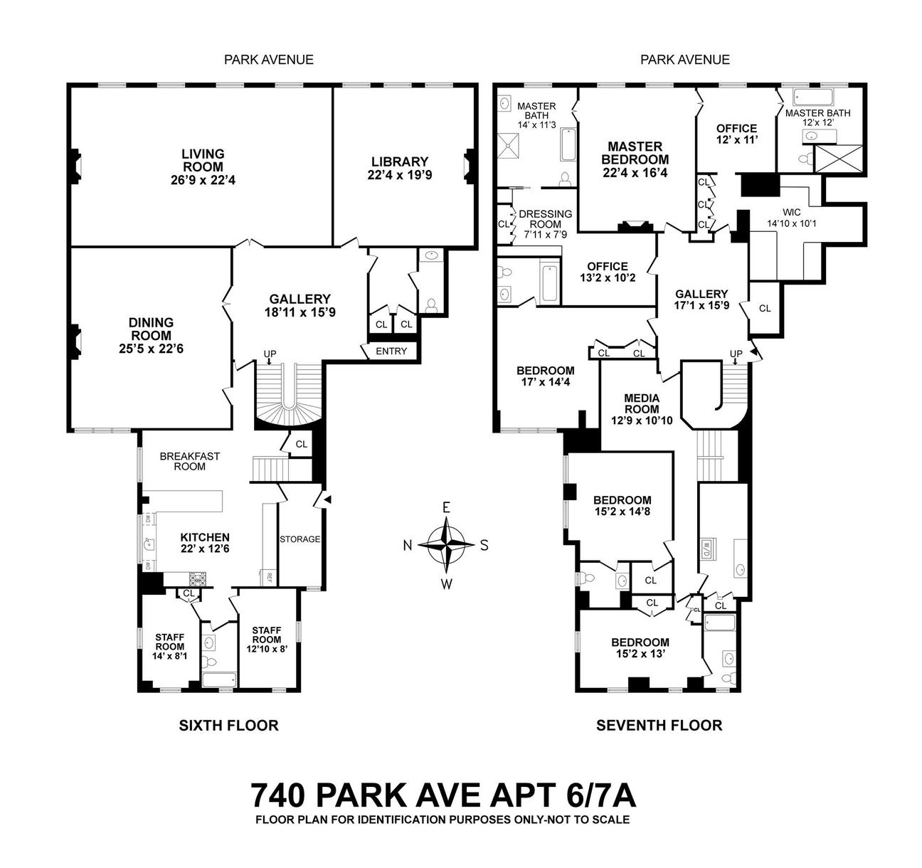 740 park avenue floor plans thefloors co for 740 park avenue apartment for sale