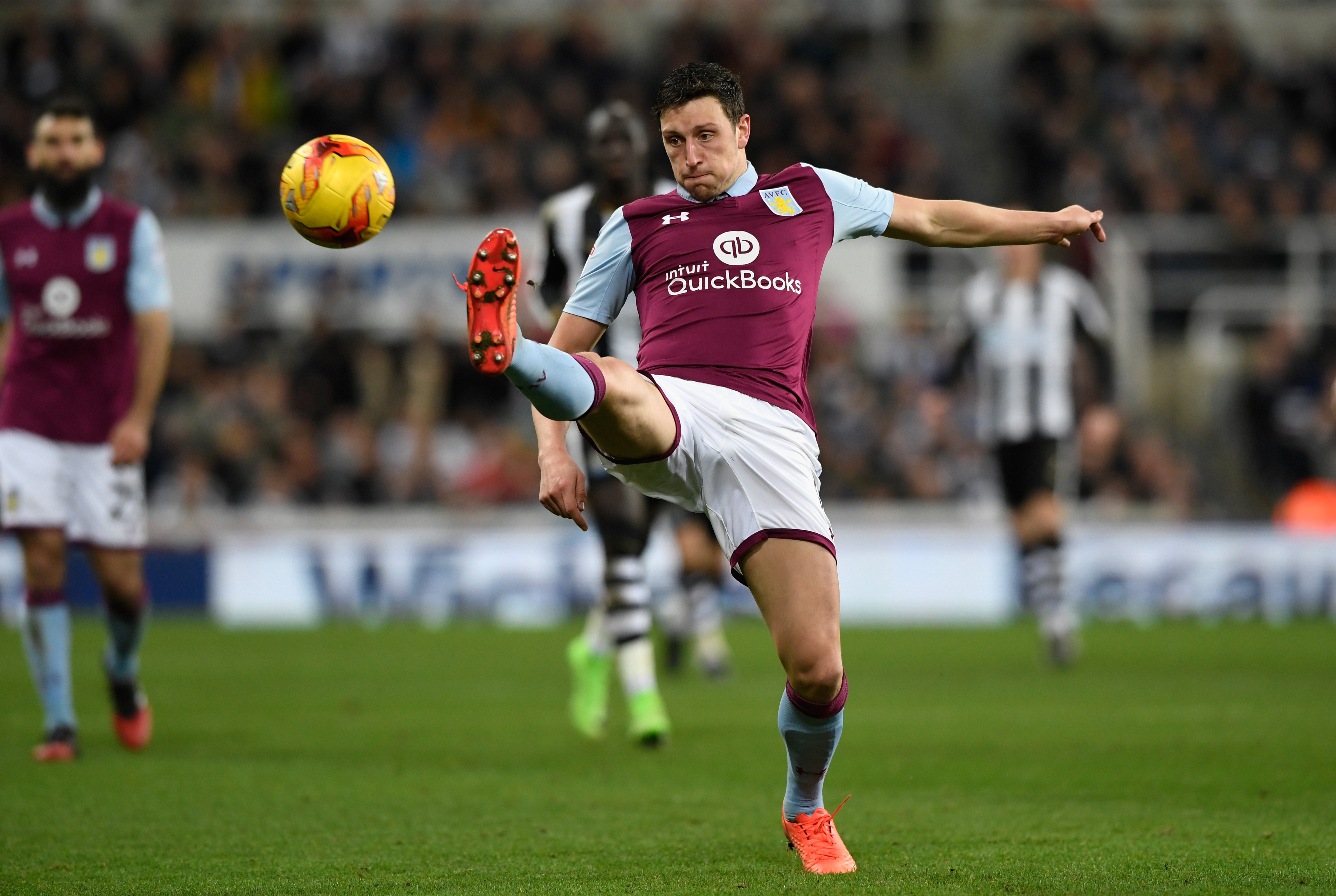 Sunderland linked with move for Aston Villa defender